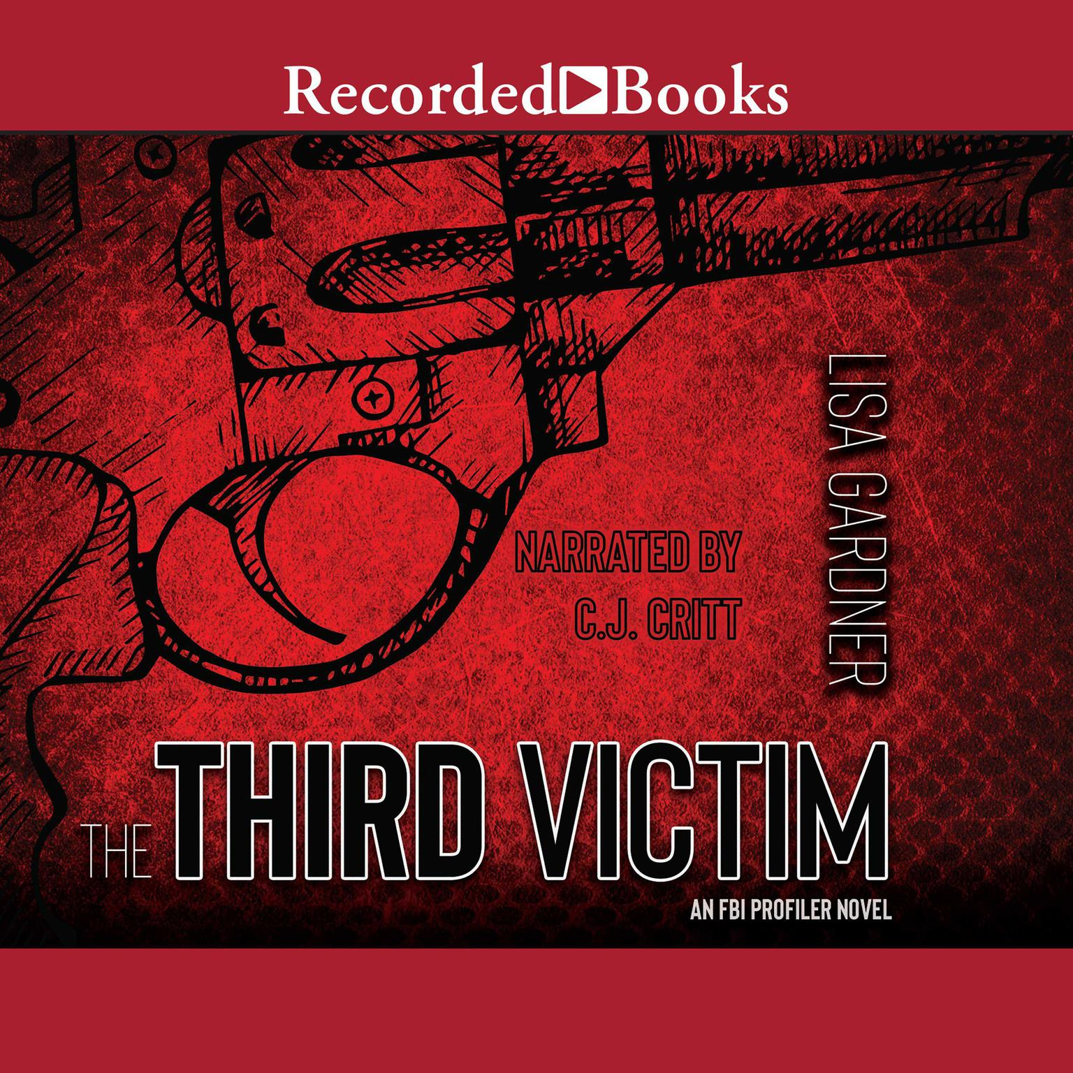 Printable The Third Victim Audiobook Cover Art