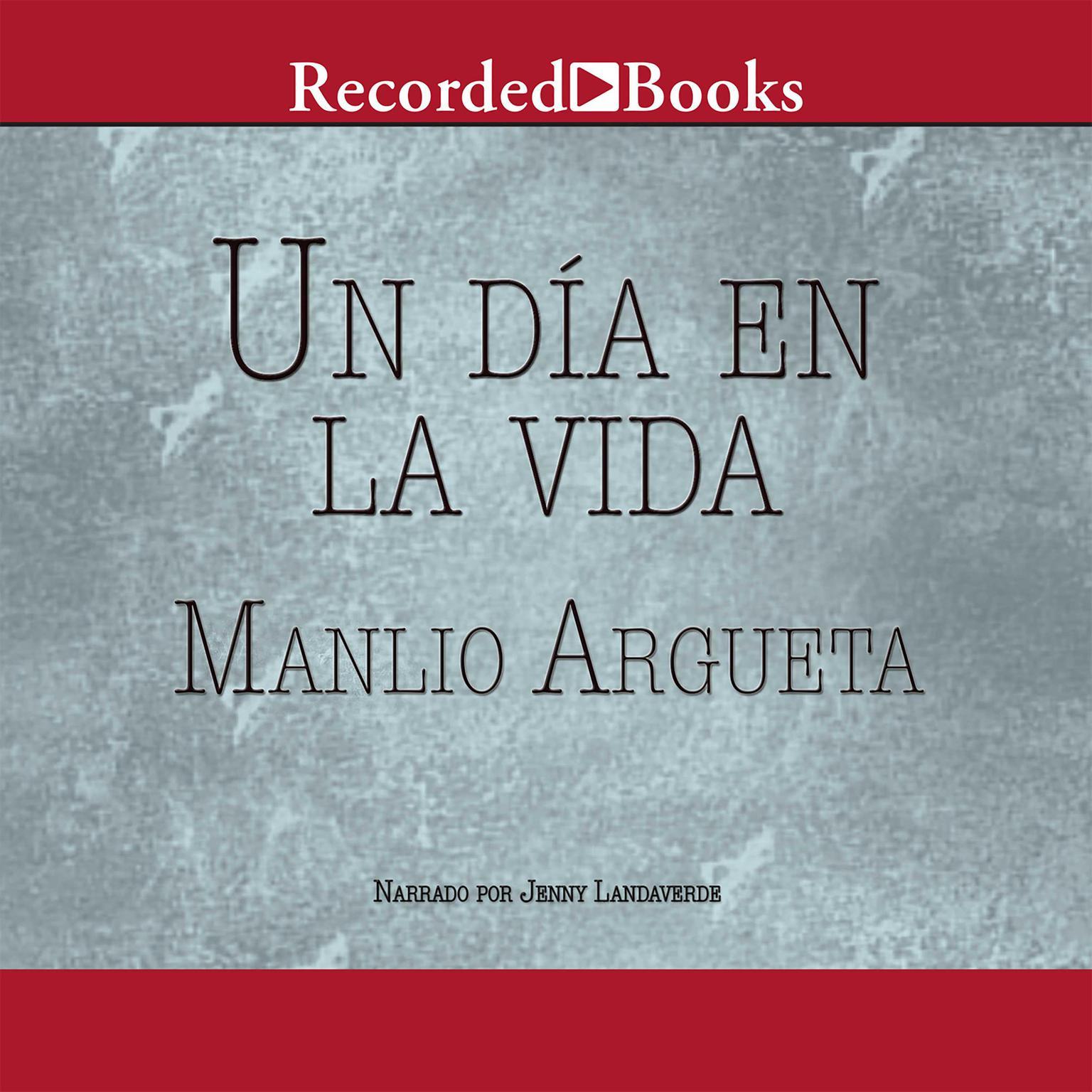 Printable Un dia en la vida Audiobook Cover Art