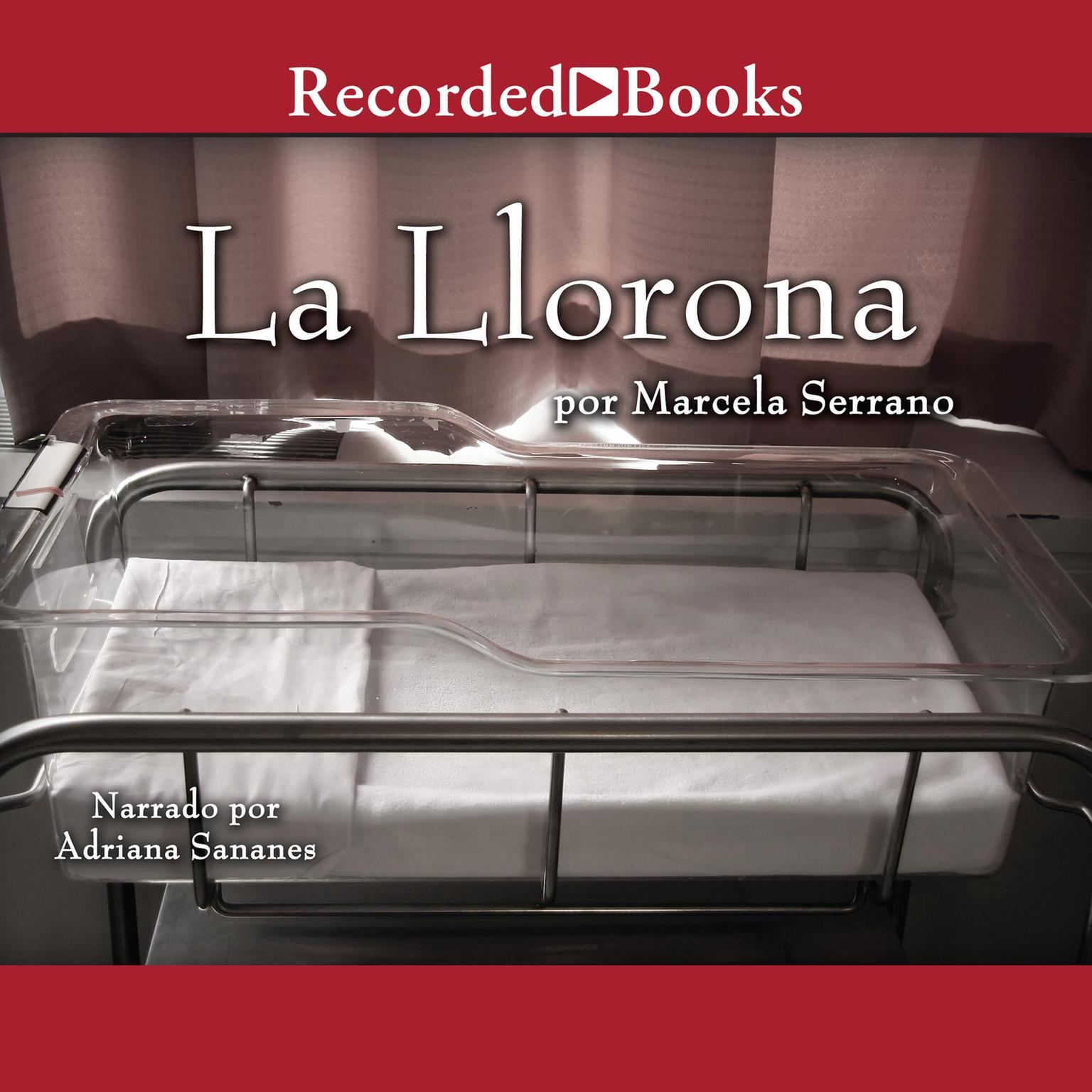 Printable La llorona Audiobook Cover Art