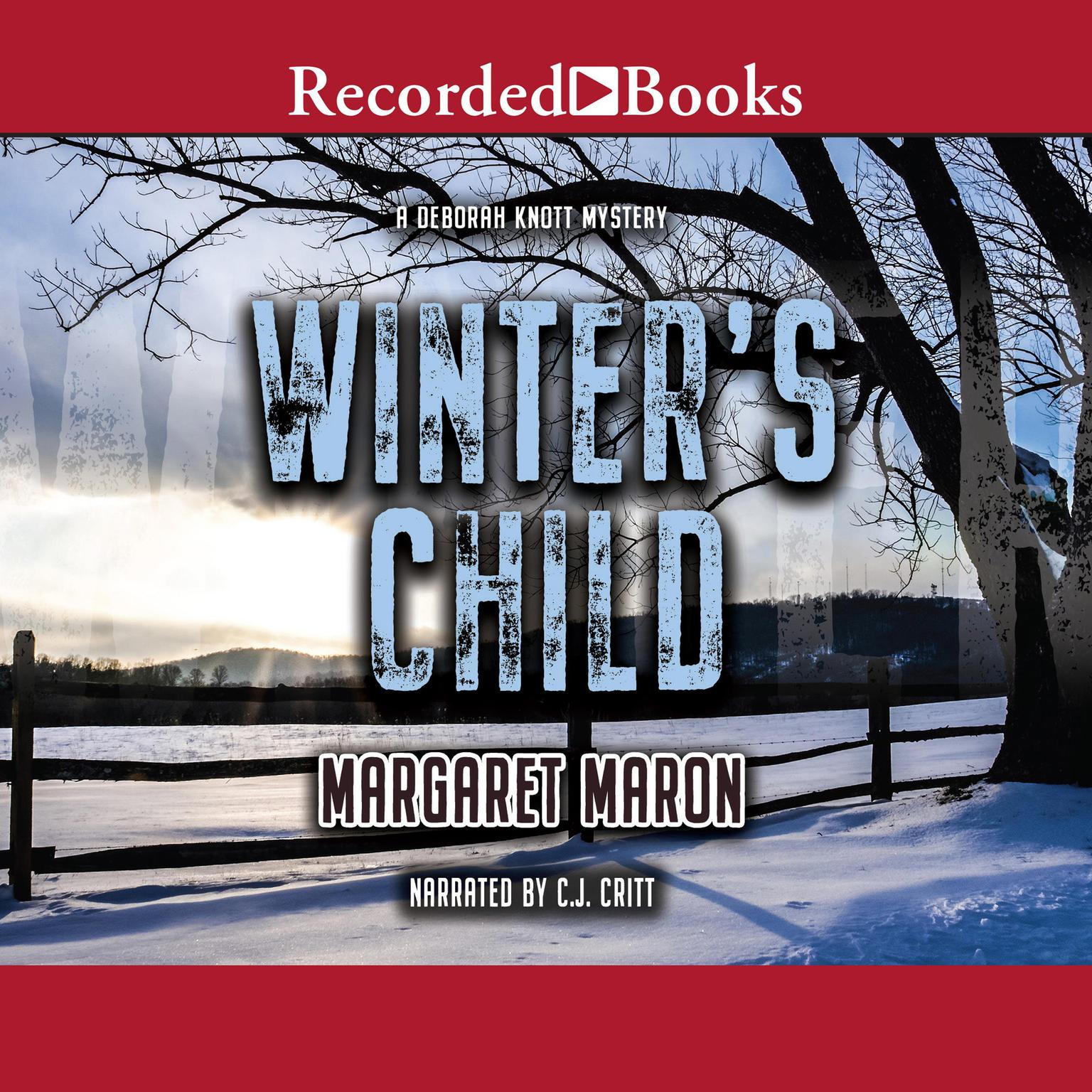 Printable Winter's Child Audiobook Cover Art