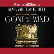 Gone with the Wind Audiobook, by Margaret Mitchell