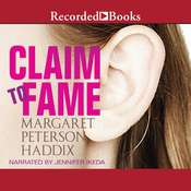 Claim to Fame, by Margaret Peterson Haddix