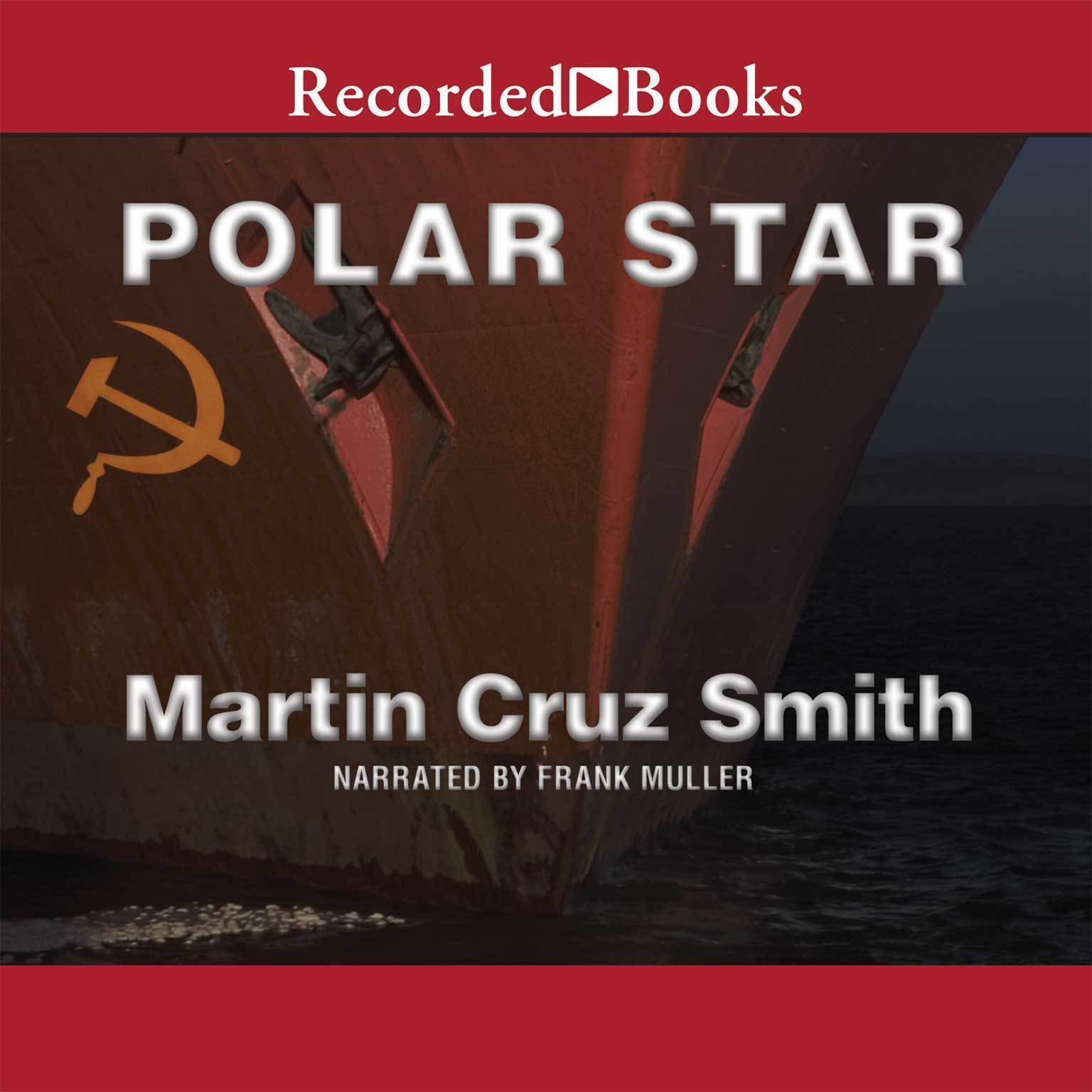 Printable Polar Star: A Novel Audiobook Cover Art