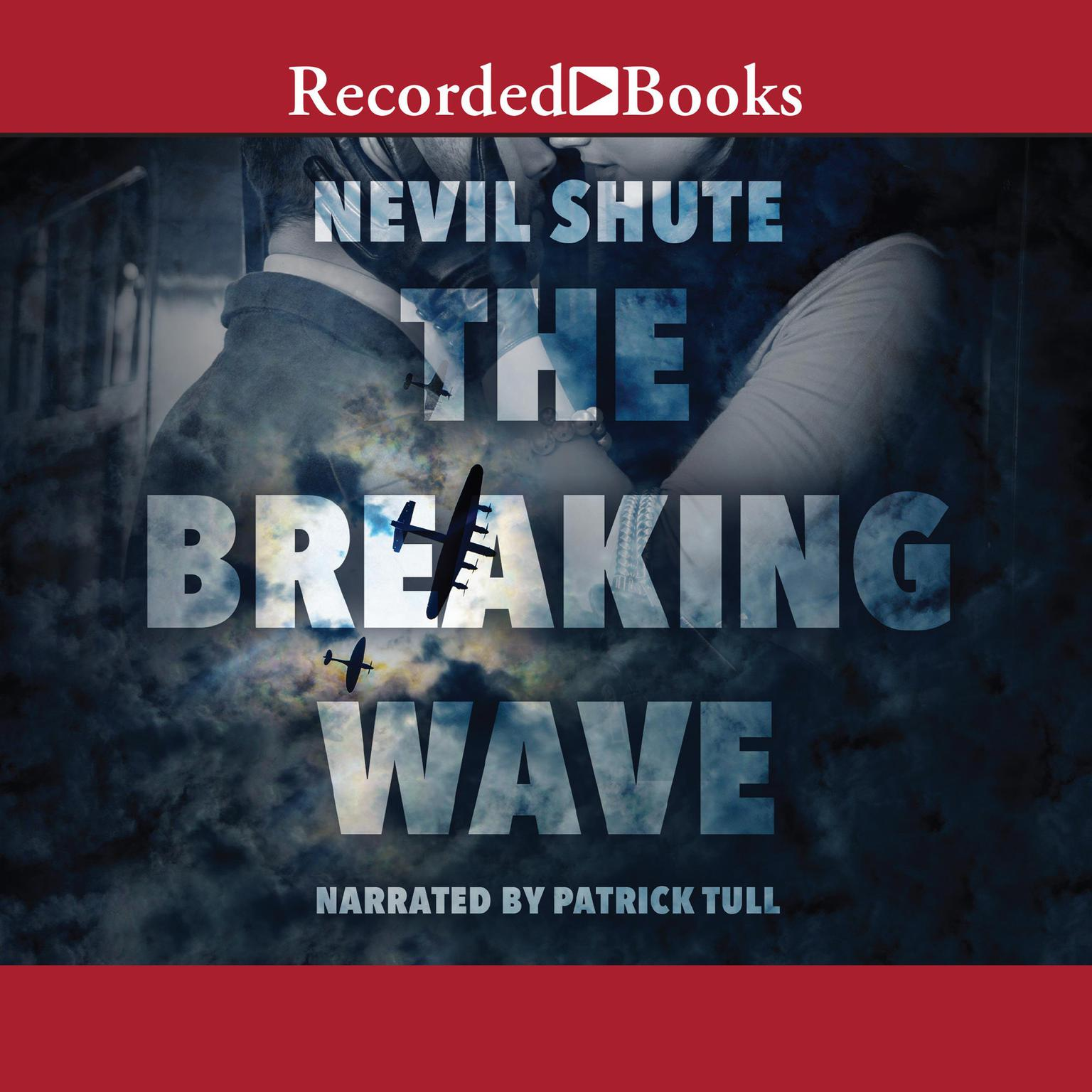 Printable The Breaking Wave Audiobook Cover Art