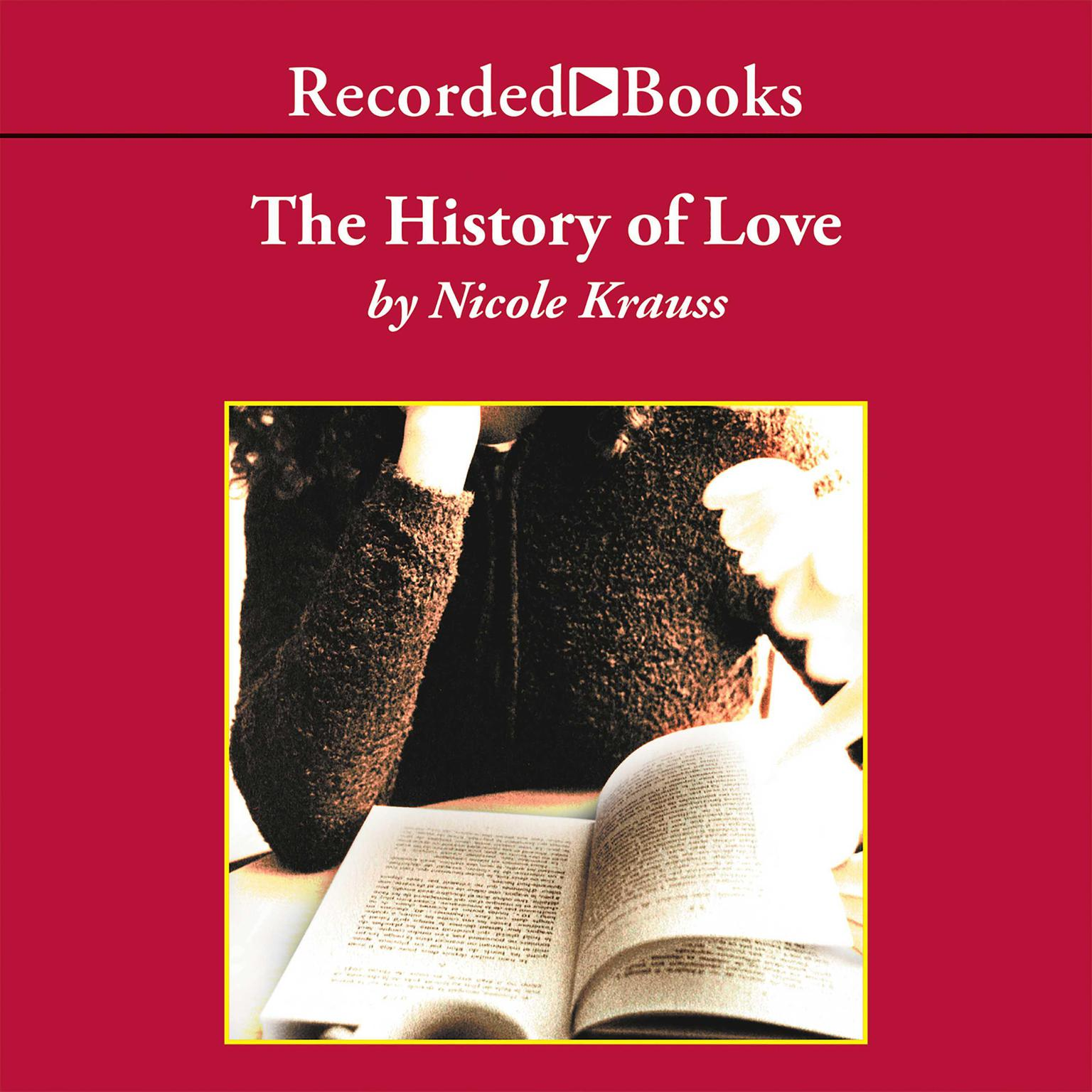 Printable The History of Love Audiobook Cover Art