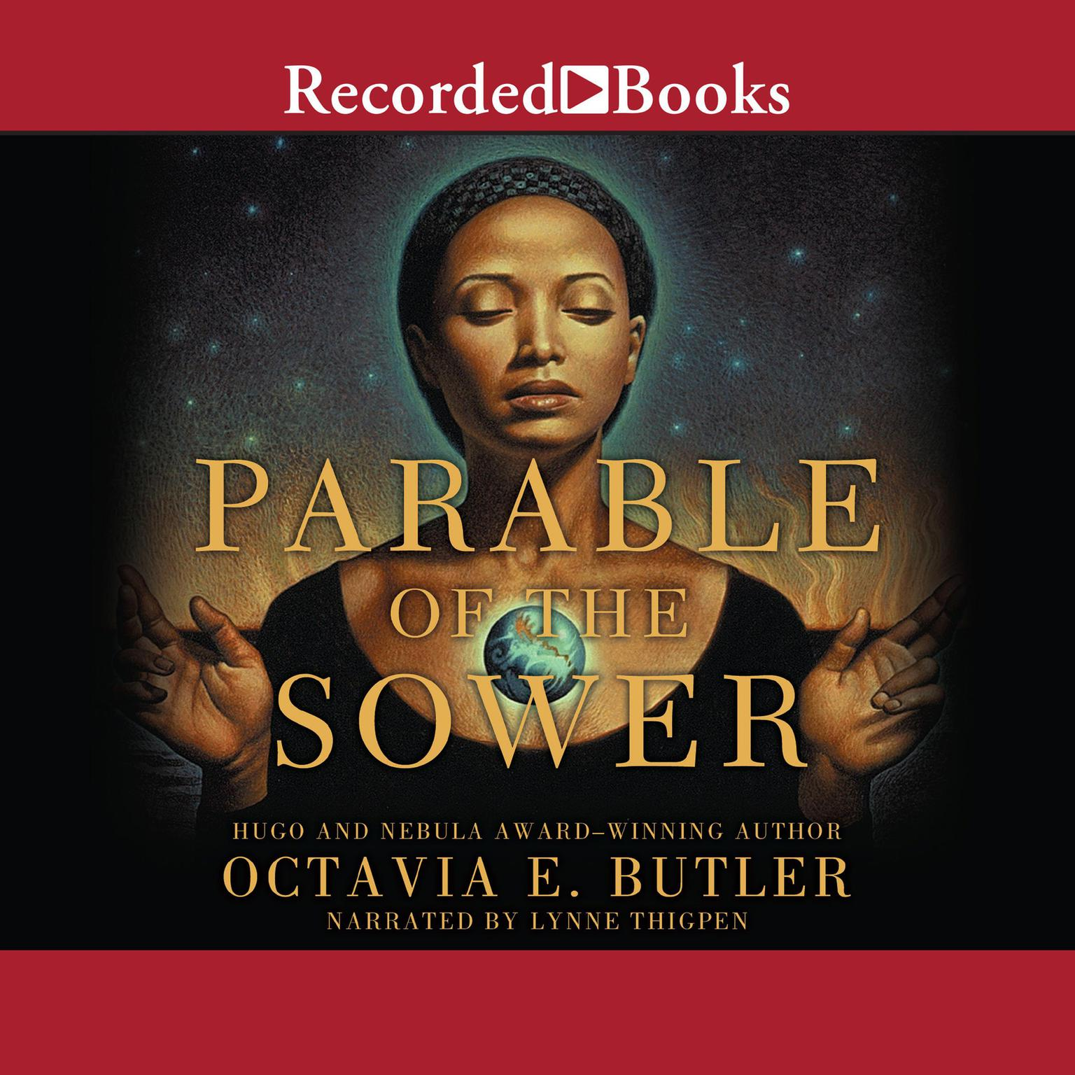 Printable Parable of the Sower Audiobook Cover Art