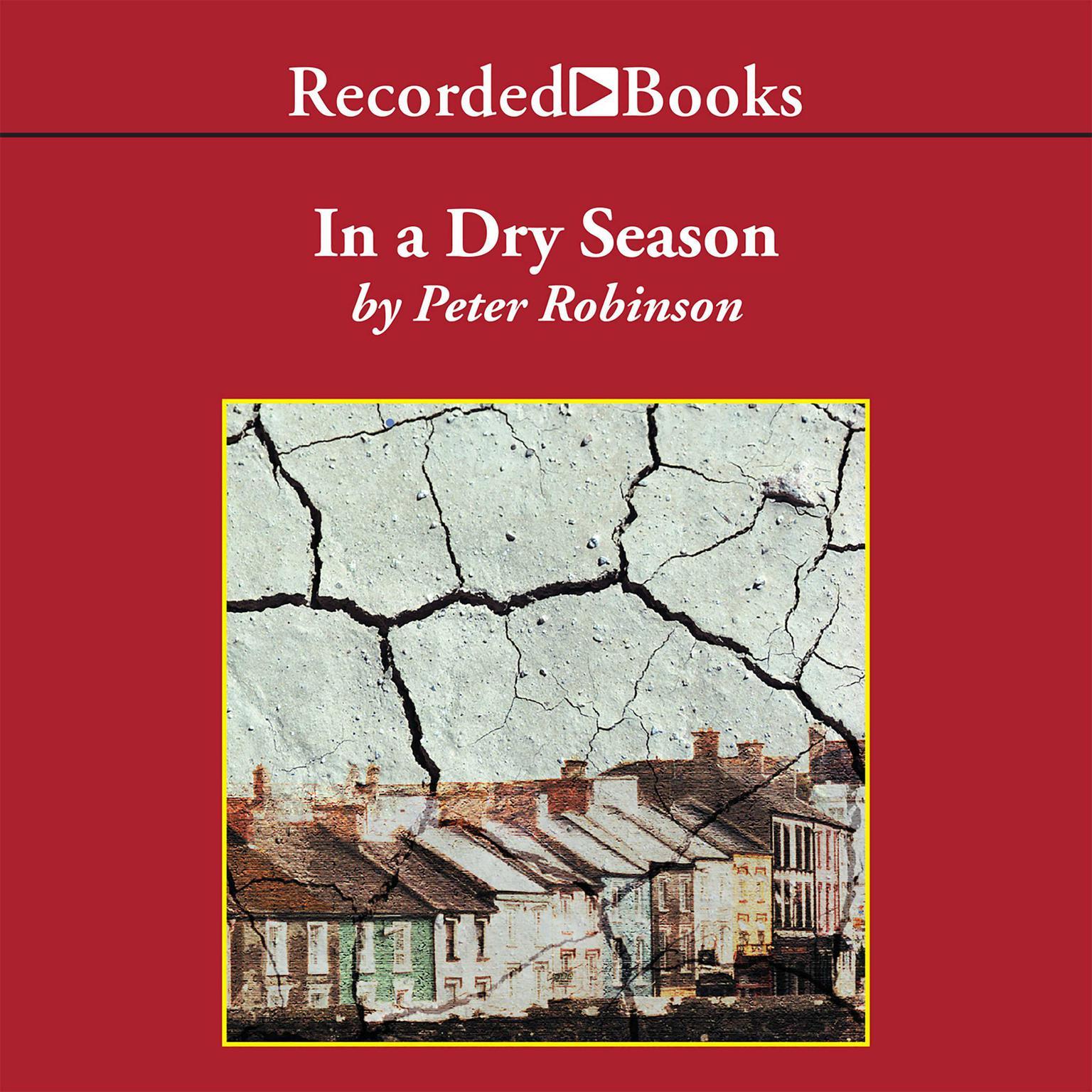 Printable In a Dry Season: A Novel of Suspense Audiobook Cover Art