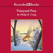 Vineyard Prey Audiobook, by Philip R. Craig