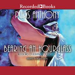 Bearing an Hourglass Audiobook, by Piers Anthony