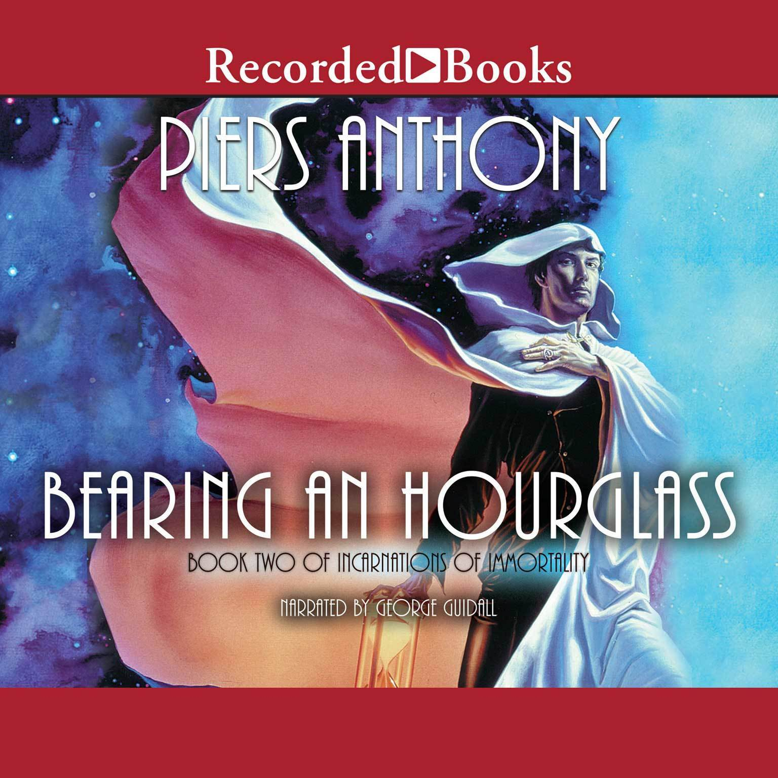 Printable Bearing an Hourglass Audiobook Cover Art