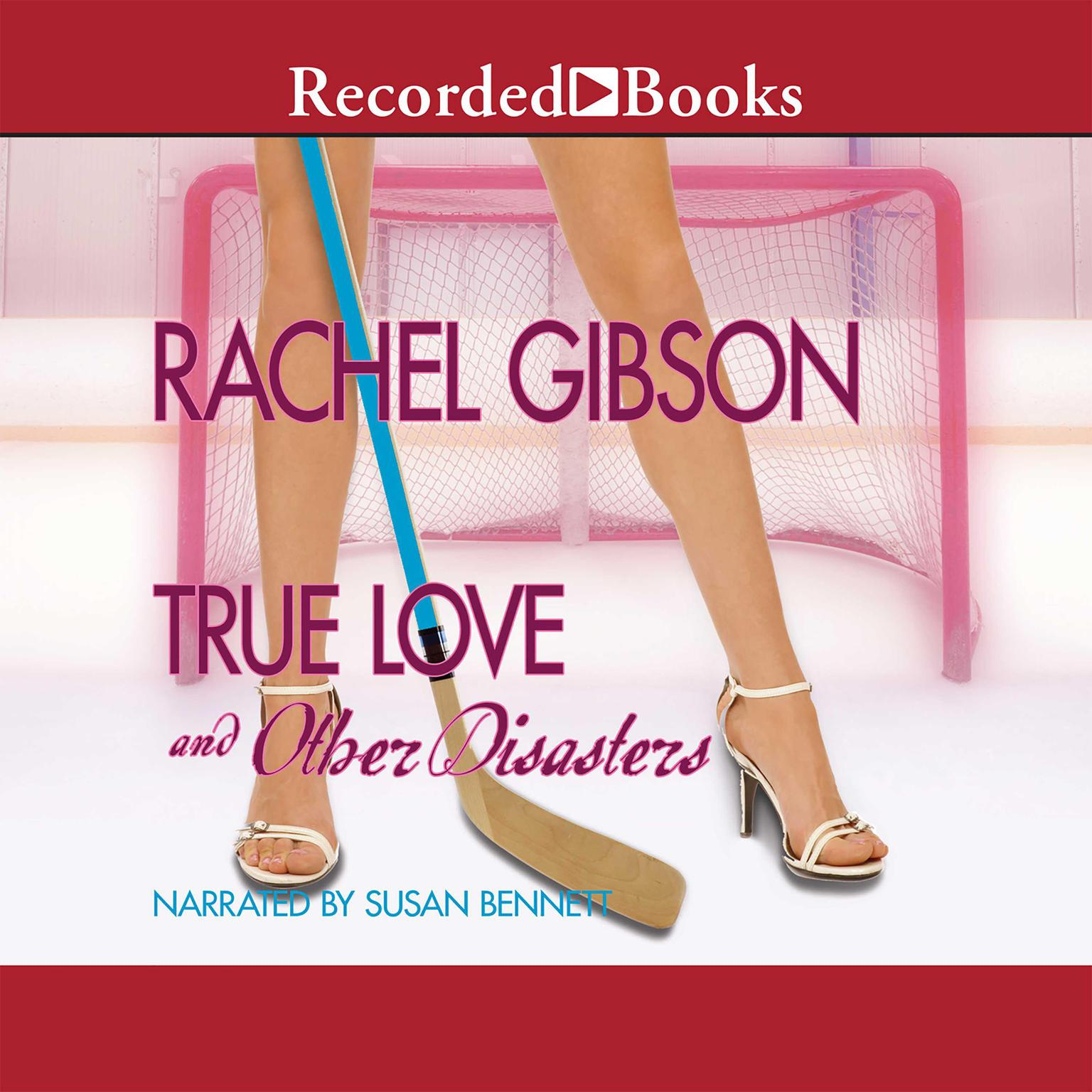 Printable True Love, and Other Disasters Audiobook Cover Art