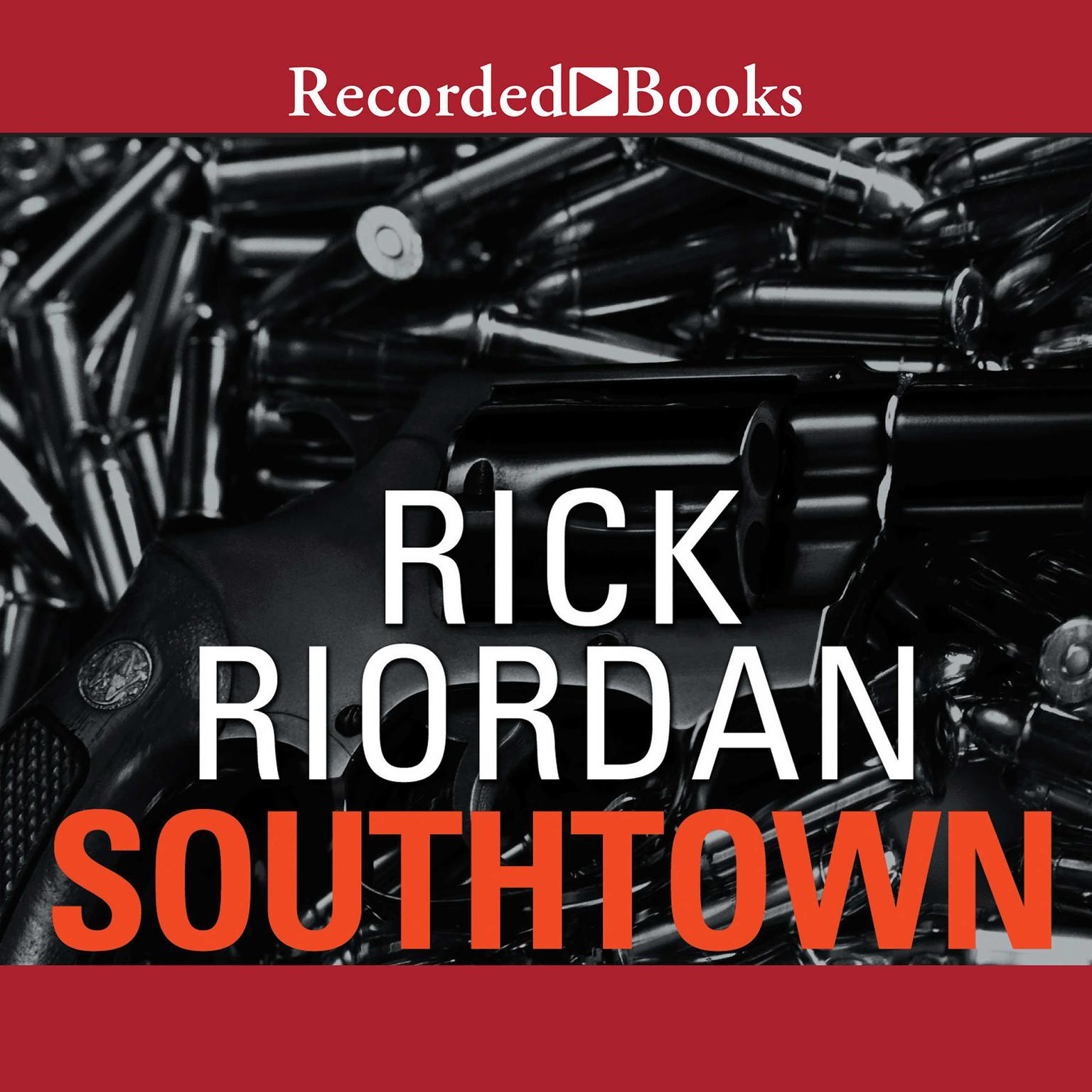 Printable Southtown Audiobook Cover Art