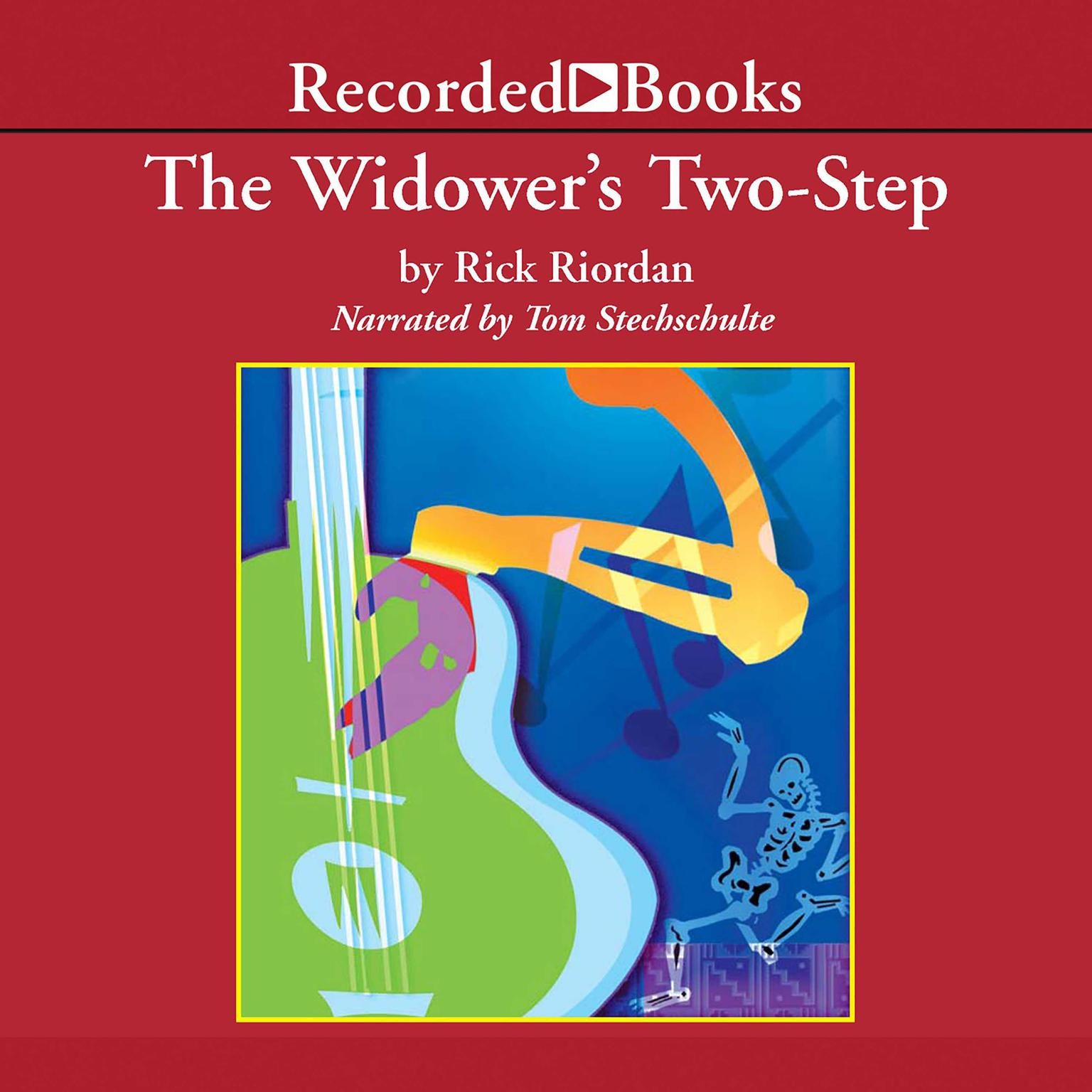 Printable The Widower's Two-Step Audiobook Cover Art