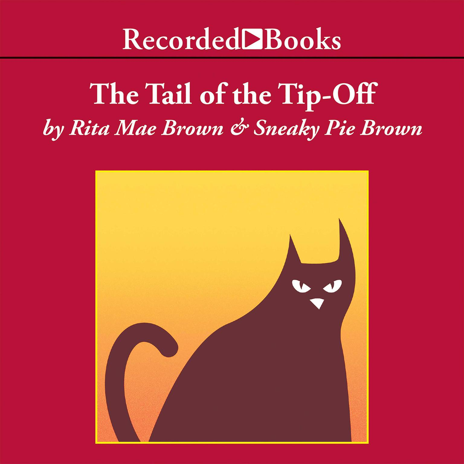 Printable The Tail of the Tip-Off Audiobook Cover Art