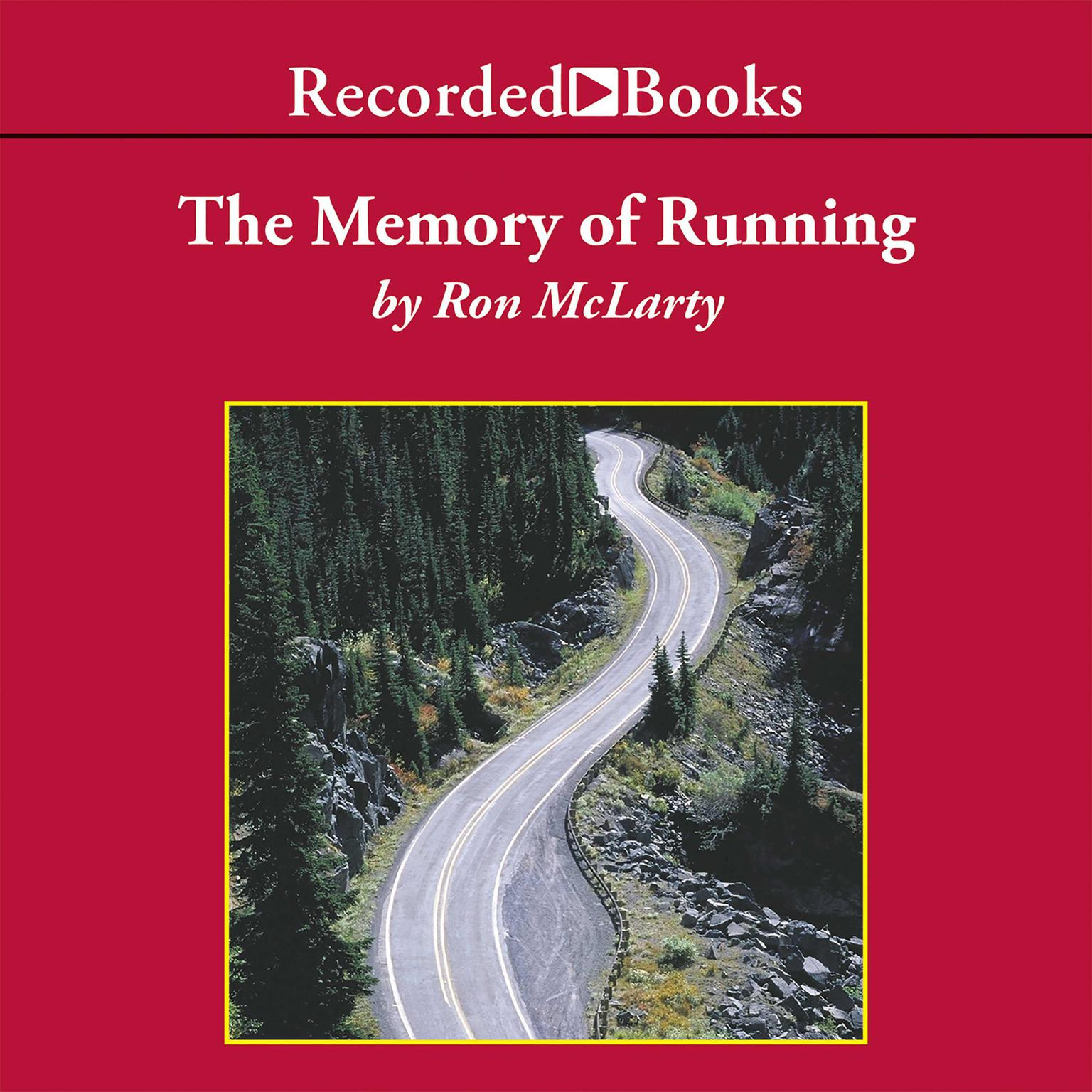 Printable The Memory of Running Audiobook Cover Art