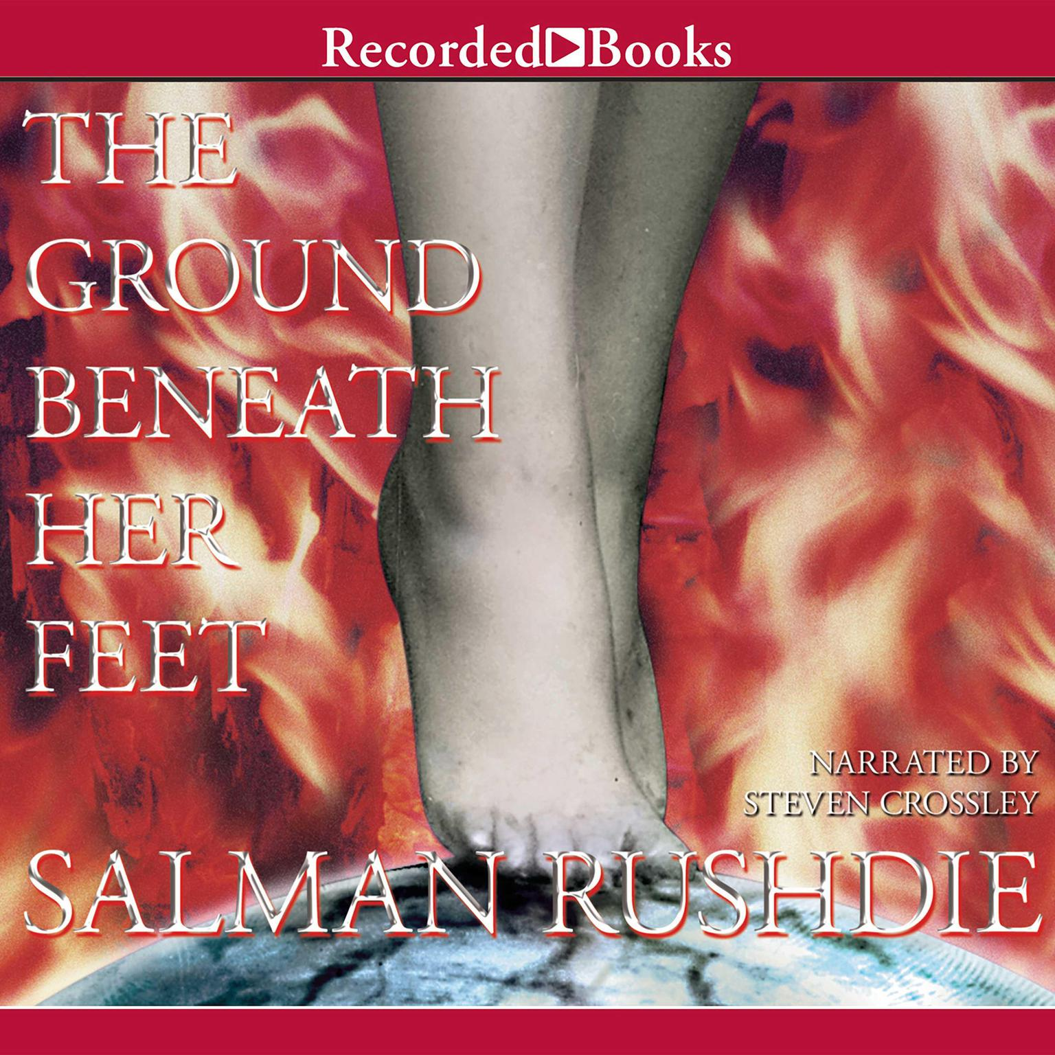 Printable The Ground beneath Her Feet: A Novel Audiobook Cover Art