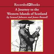 A Journey to the Western Islands of Scotland Audiobook, by Samuel Johnson