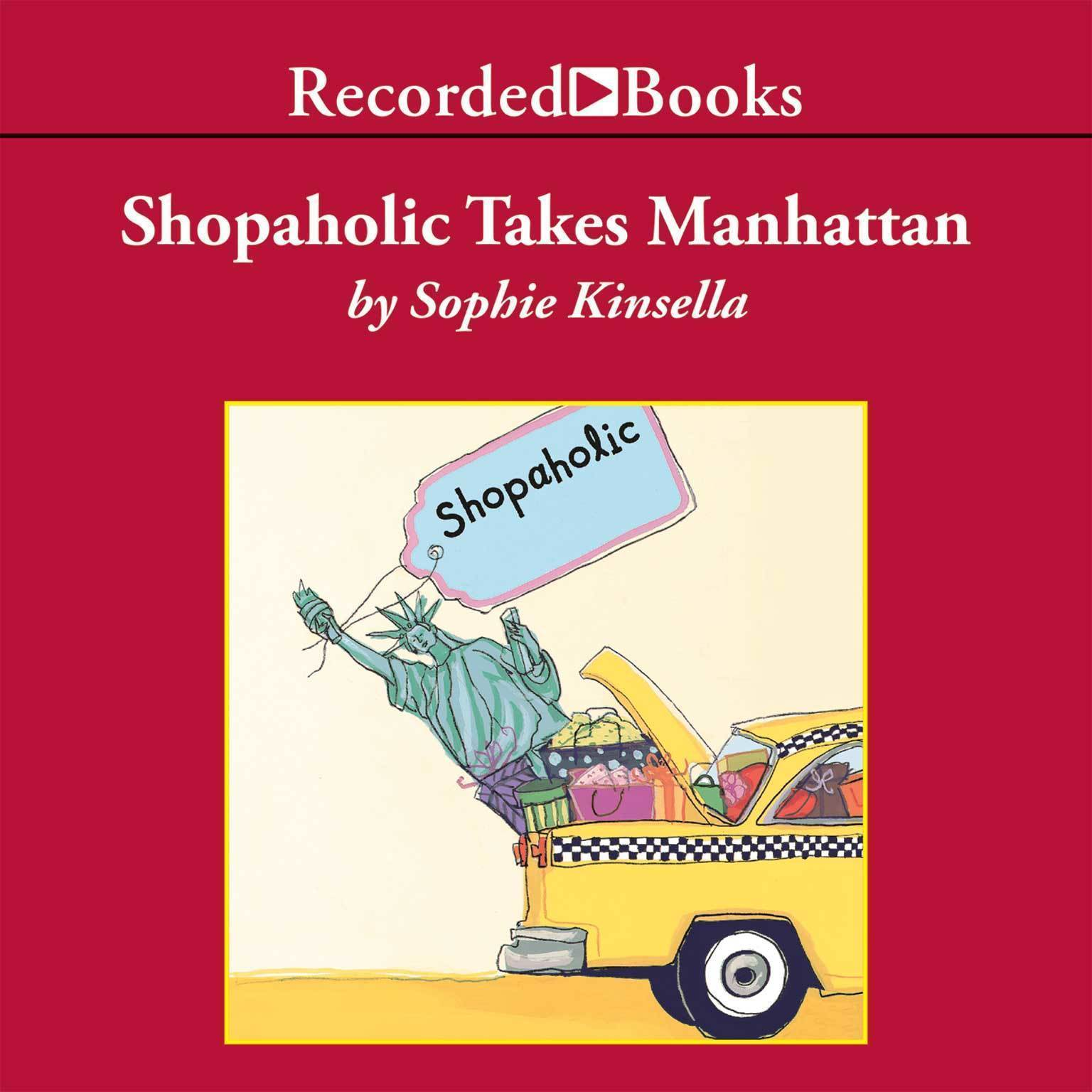 Printable Shopaholic Takes Manhattan: A Novel Audiobook Cover Art