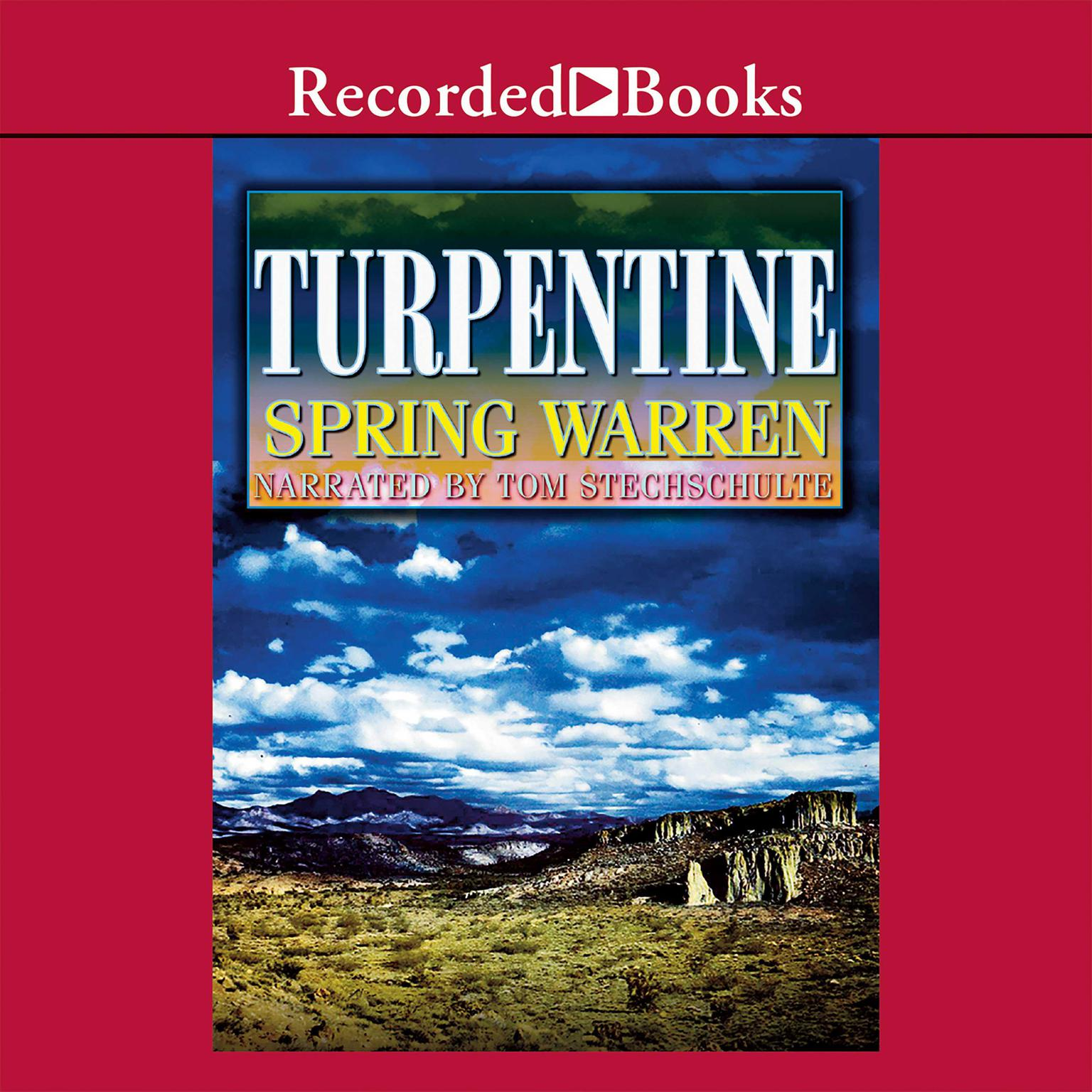 Printable Turpentine Audiobook Cover Art