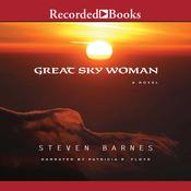 Great Sky Woman Audiobook, by Steven Barnes