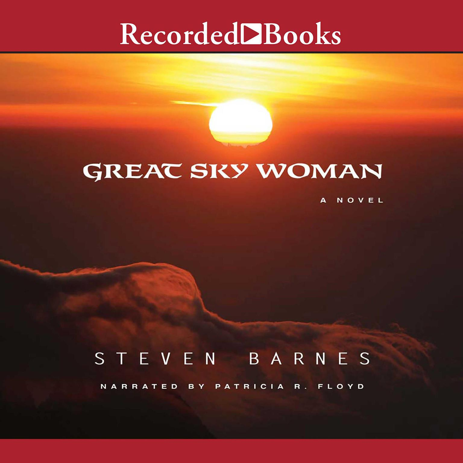 Printable Great Sky Woman Audiobook Cover Art
