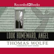 Look Homeward, Angel Audiobook, by Thomas Wolfe