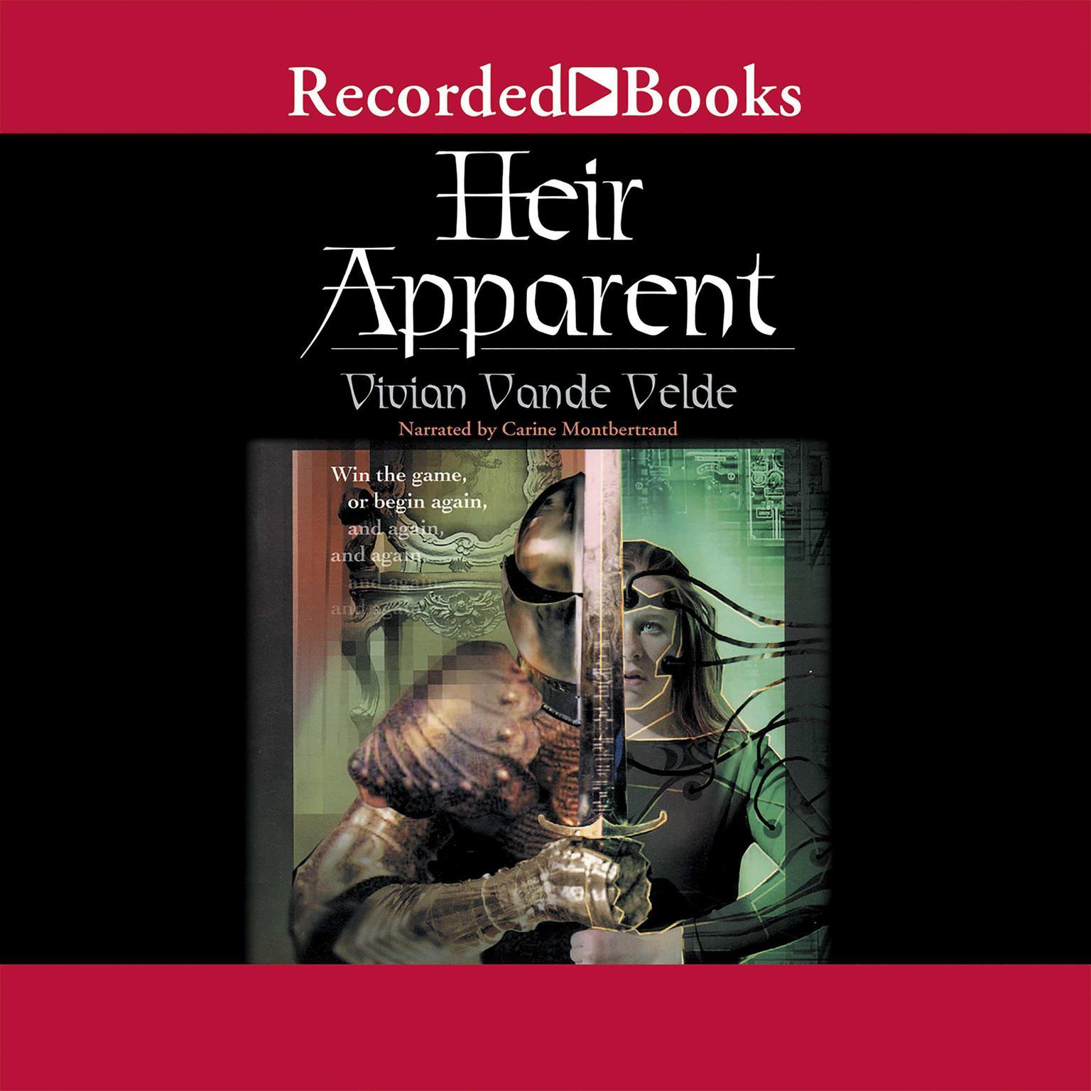 Printable Heir Apparent Audiobook Cover Art