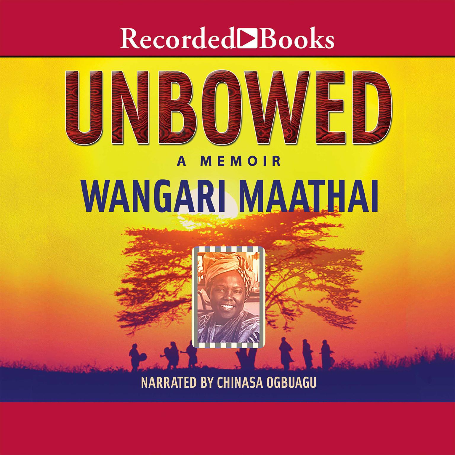 Printable Unbowed: A Memoir Audiobook Cover Art