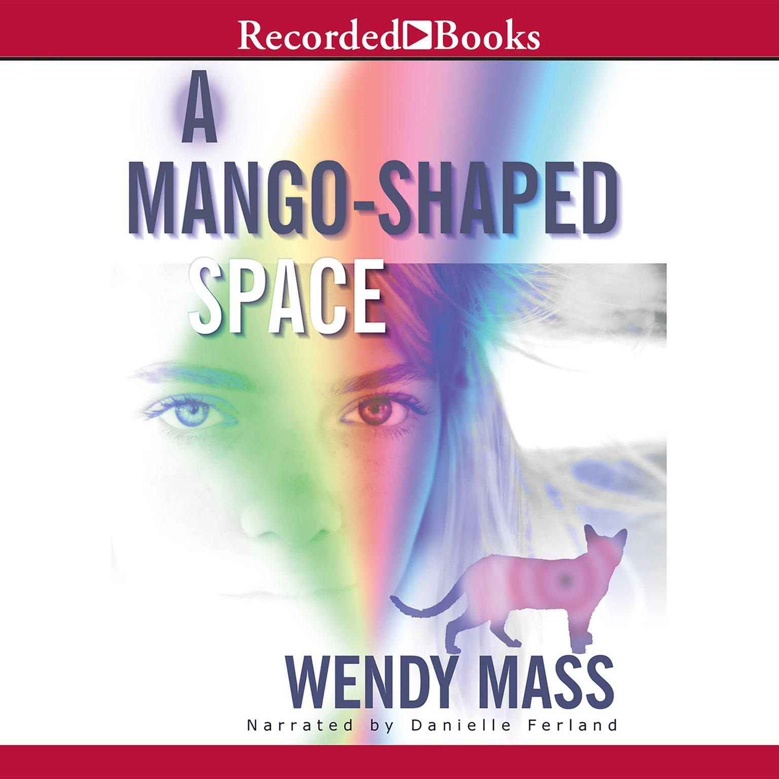 Printable A Mango-Shaped Space Audiobook Cover Art