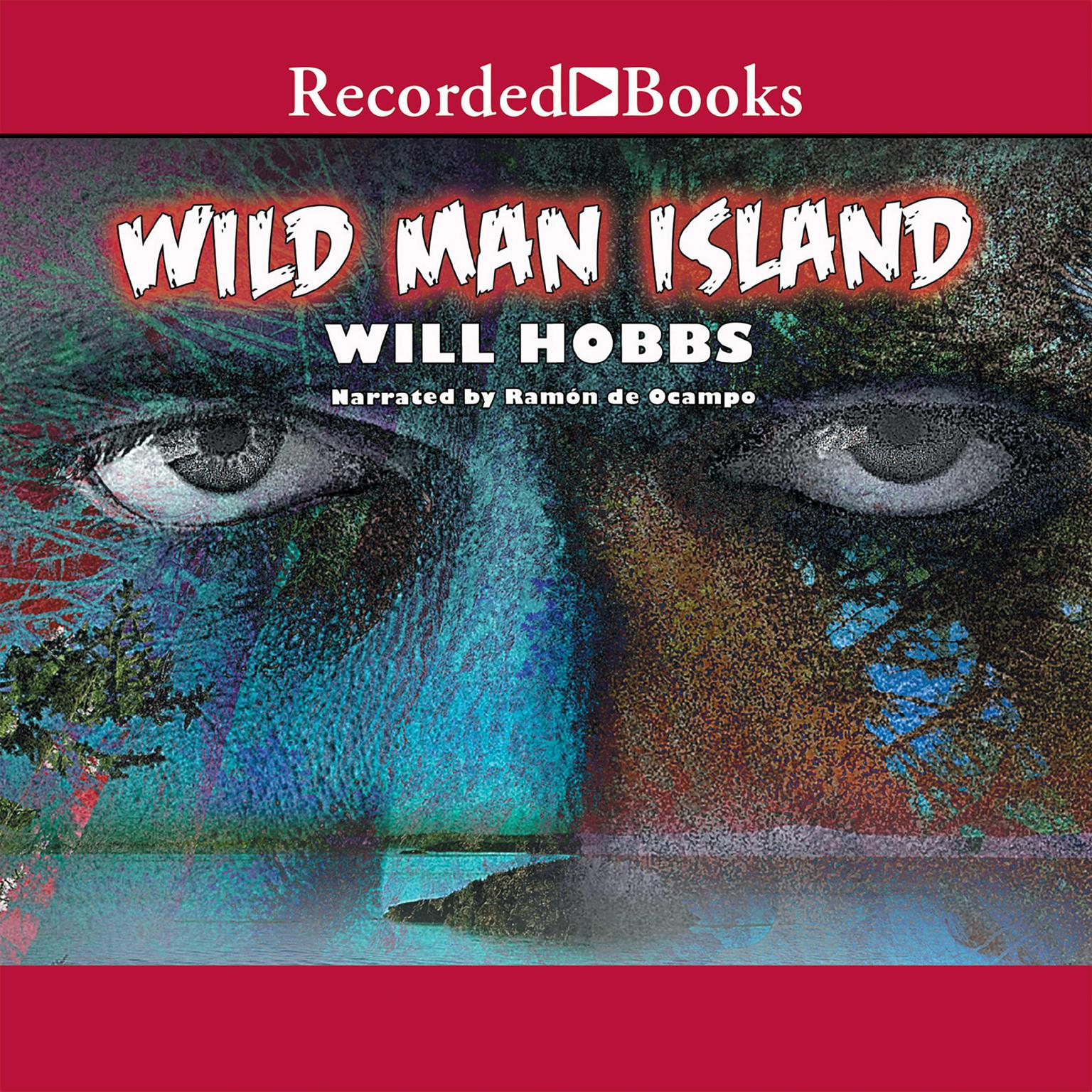 Printable Wild Man Island Audiobook Cover Art