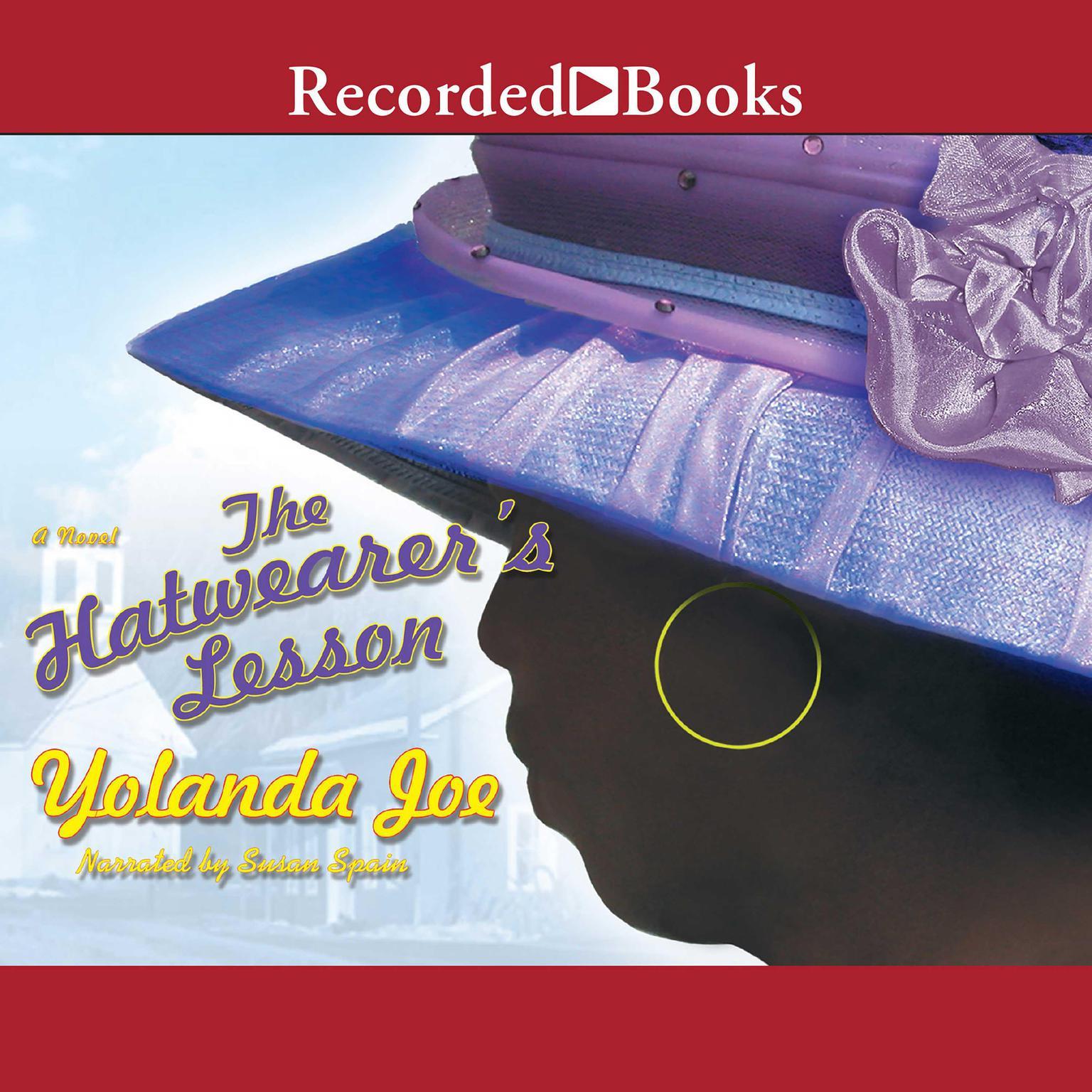 Printable The Hatwearer's Lesson Audiobook Cover Art
