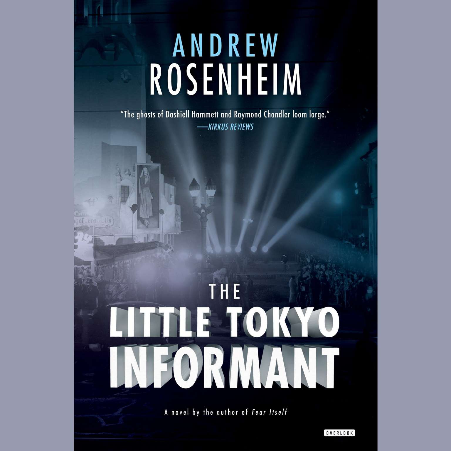 Printable The Little Tokyo Informant: A Novel Audiobook Cover Art