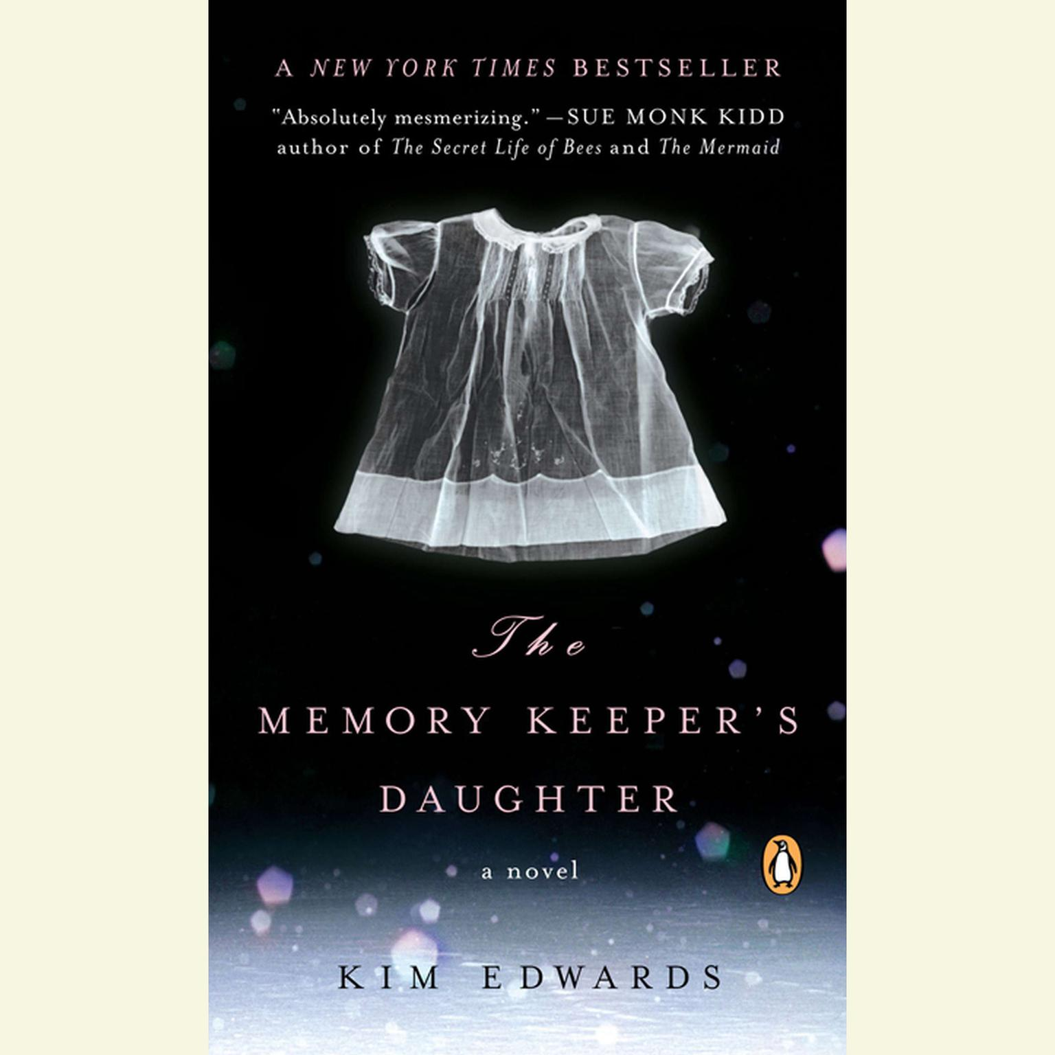 Printable The Memory Keeper's Daughter Audiobook Cover Art