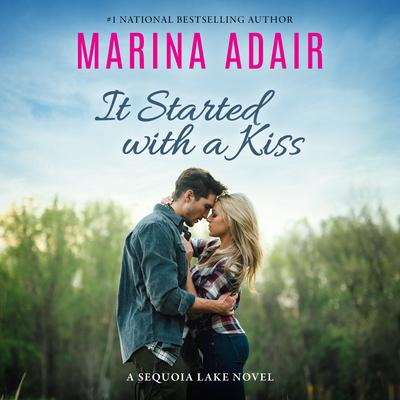 It Started with a Kiss Audiobook, by Marina Adair