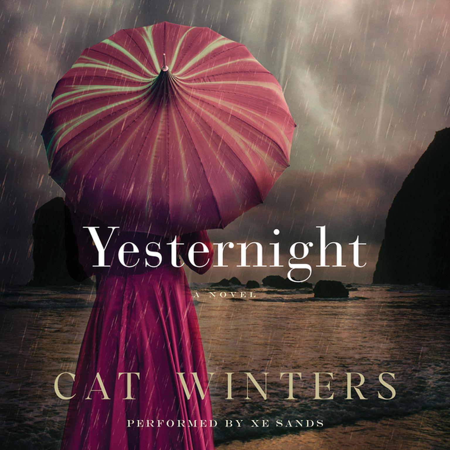 Printable Yesternight: A Novel Audiobook Cover Art