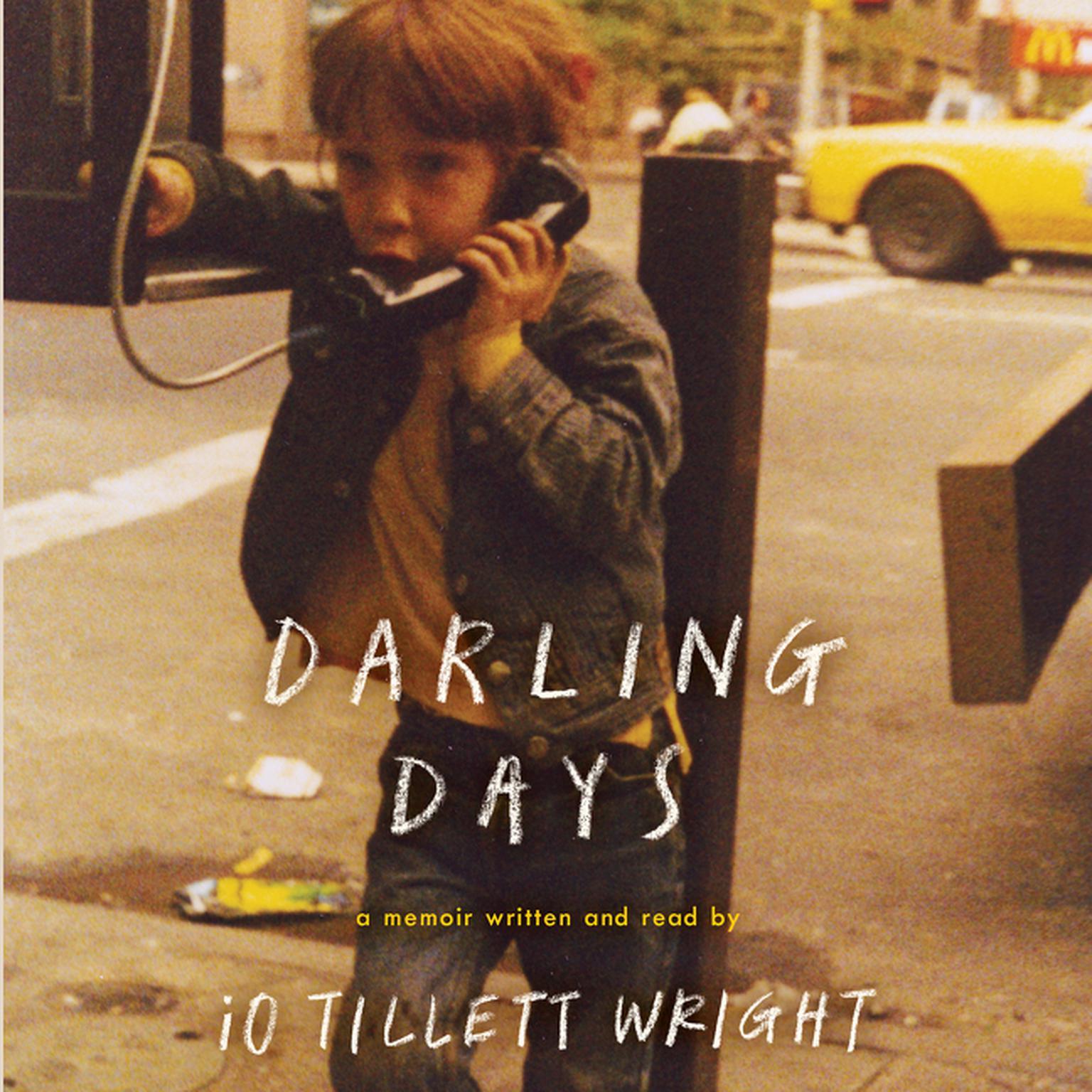 Printable Darling Days: A Memoir Audiobook Cover Art
