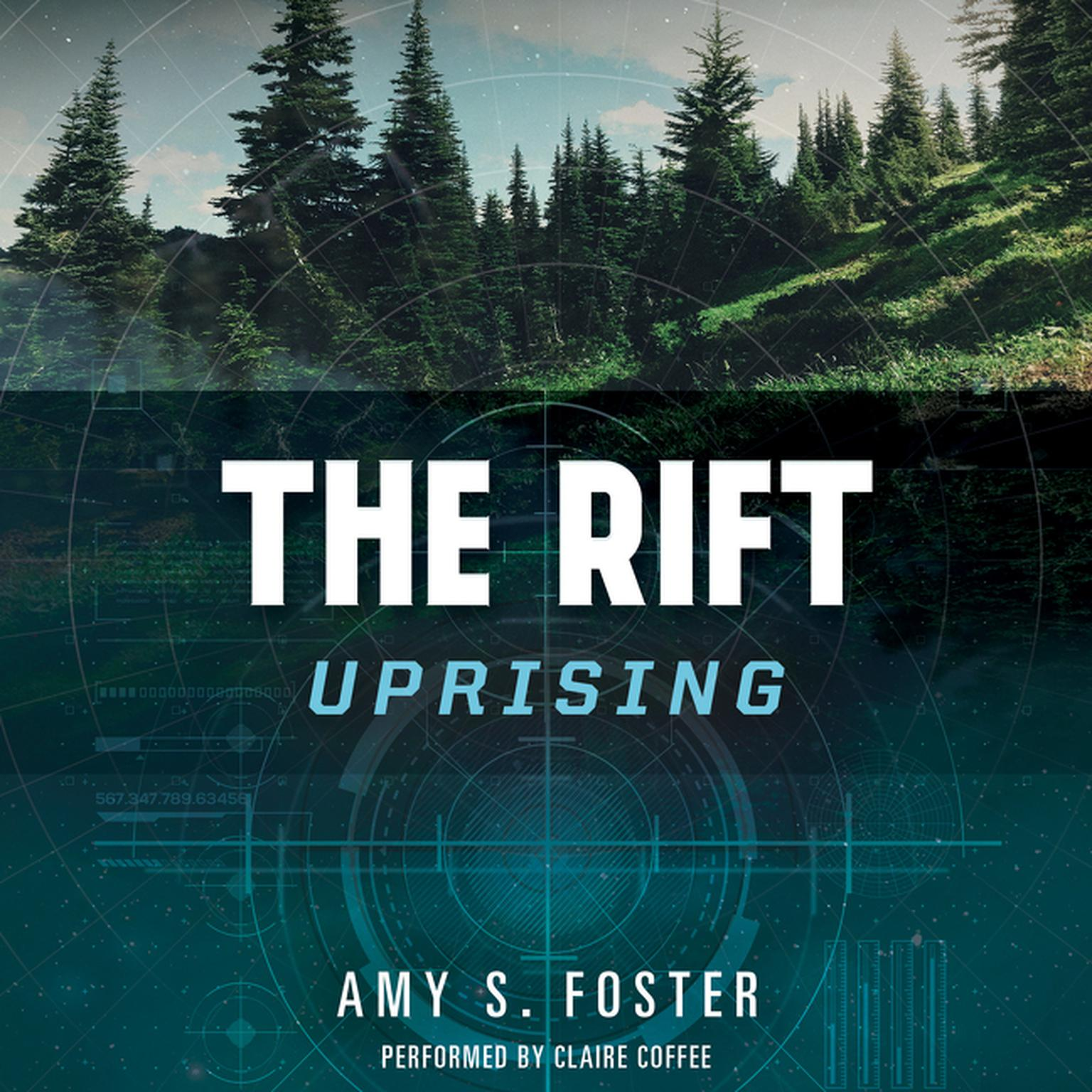 Printable The Rift Uprising: The Rift Uprising Trilogy, Book 1 Audiobook Cover Art