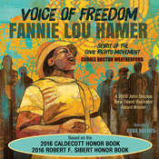 Voice of Freedom: Fannie Lou Hamer, Spirit of the Civil Rights Movement Audiobook, by Carole Boston Weatherford