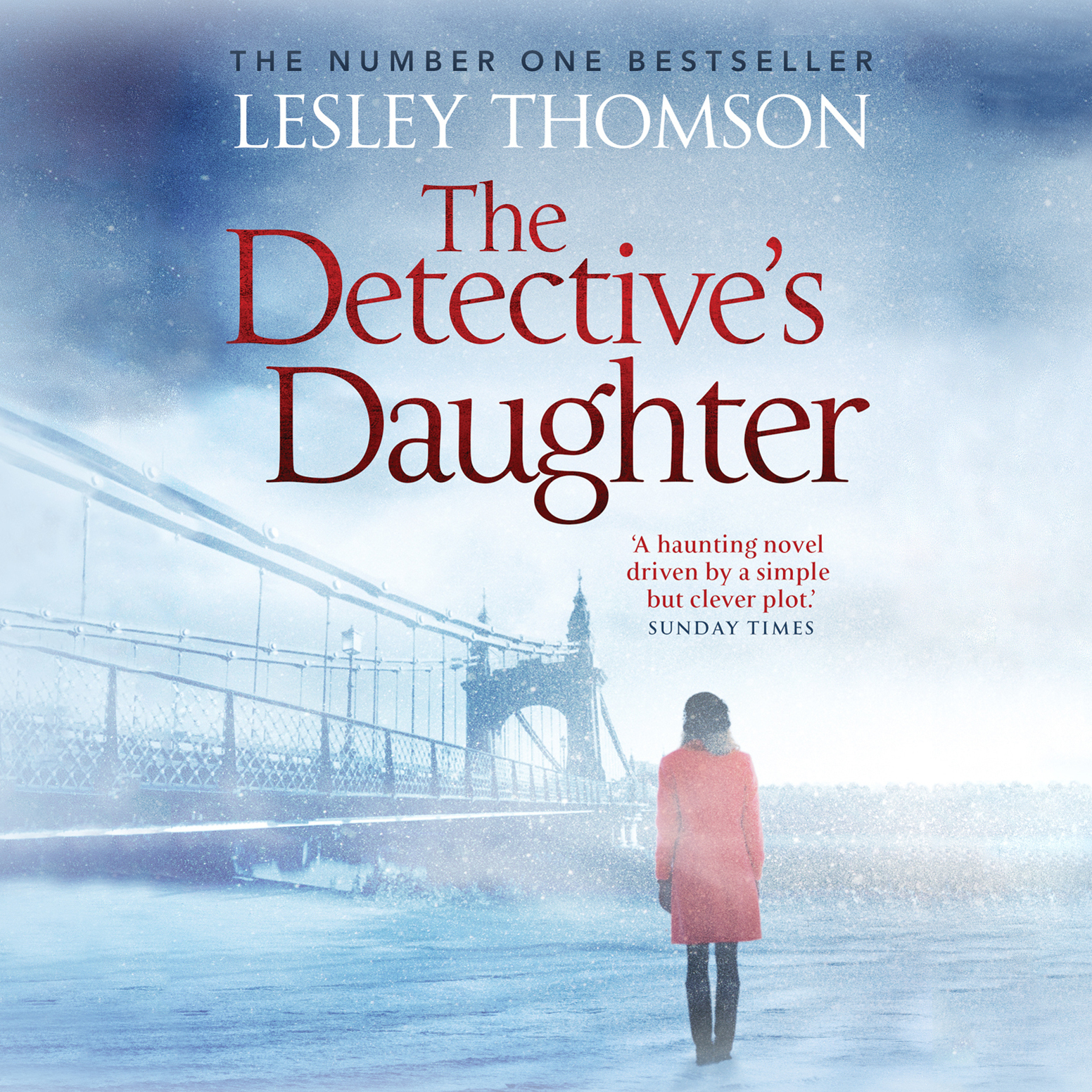 Printable The Detective's Daughter Audiobook Cover Art
