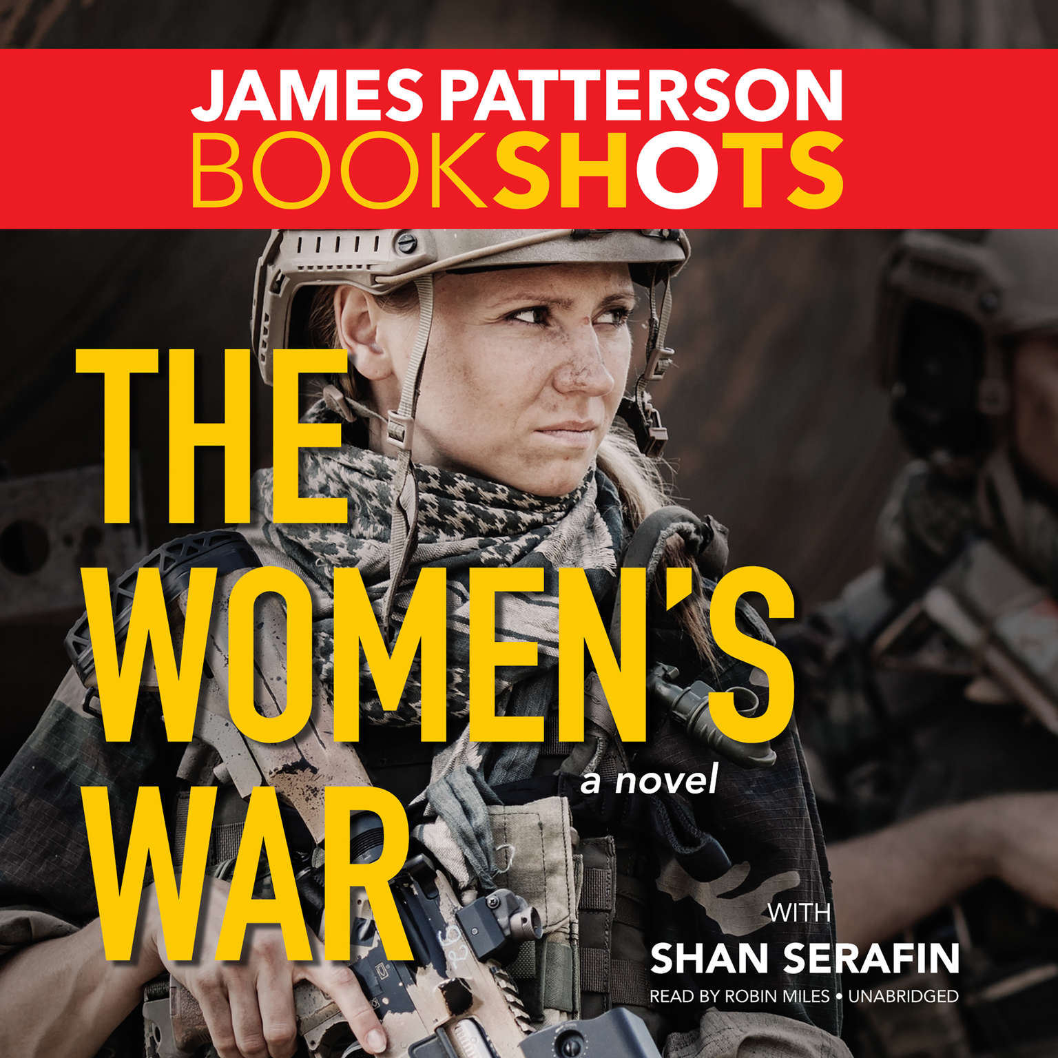 Printable The Women's War Audiobook Cover Art
