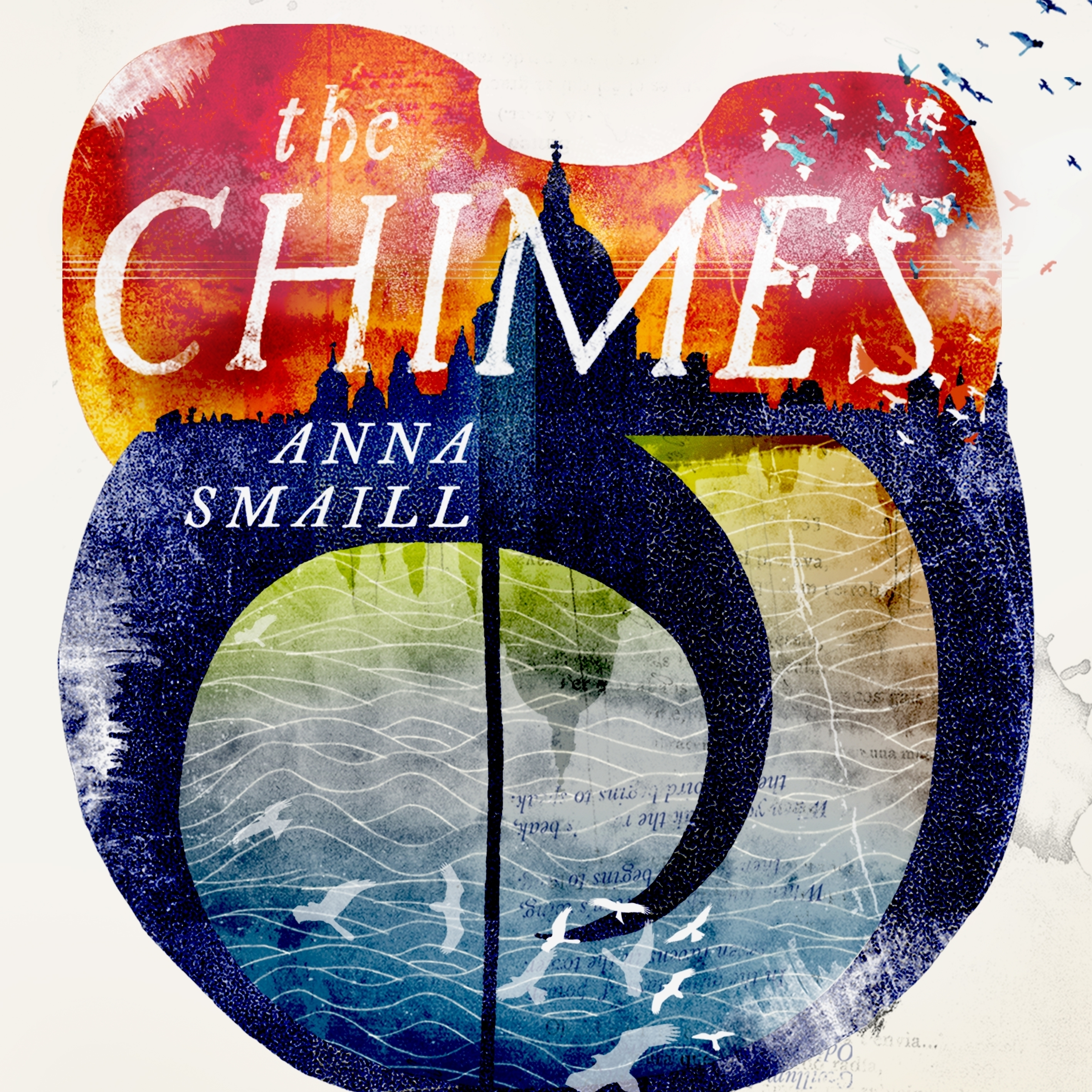 Printable The Chimes Audiobook Cover Art