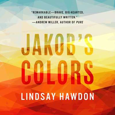 Jakobs Colors Audiobook, by Lindsay Hawdon