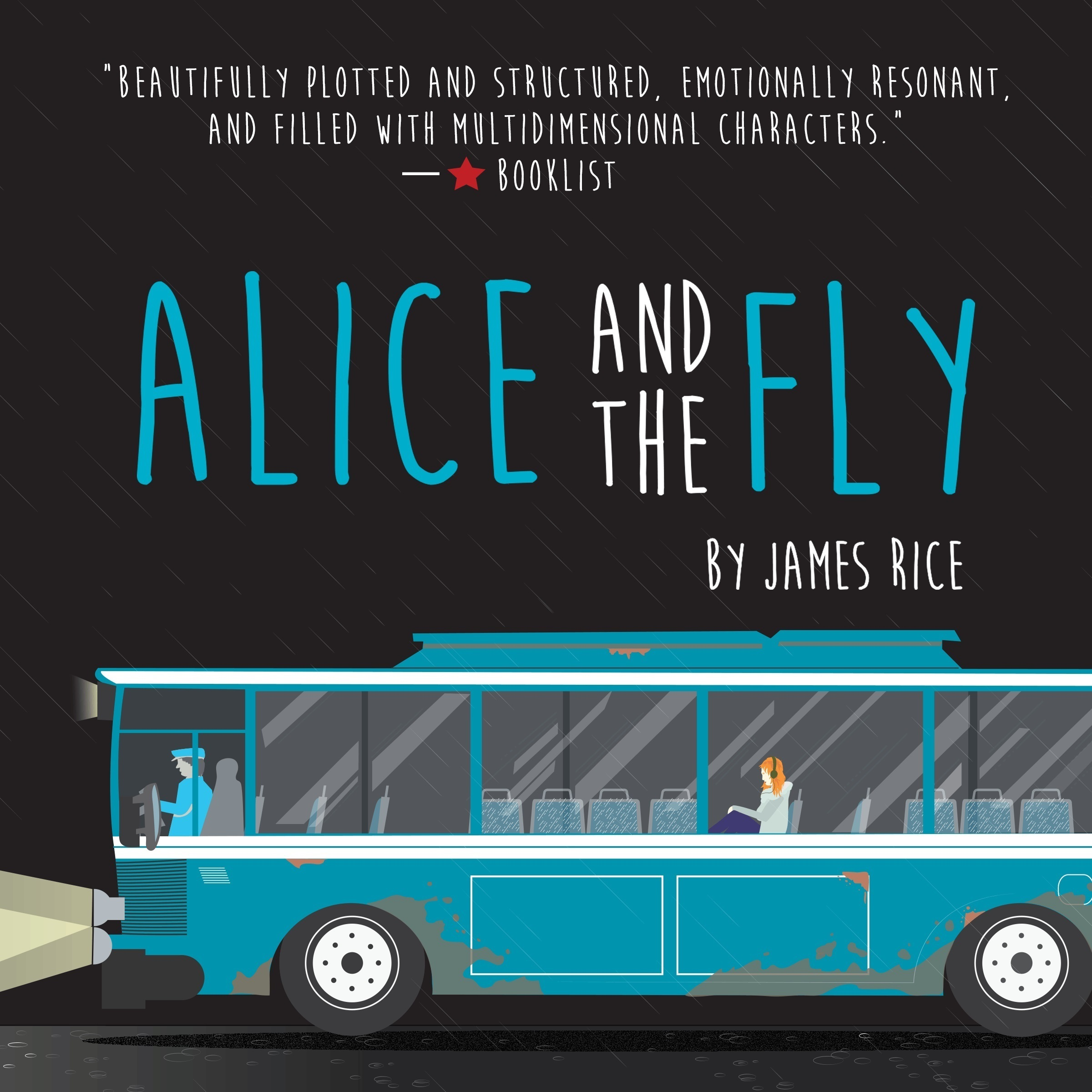 Printable Alice and the Fly Audiobook Cover Art