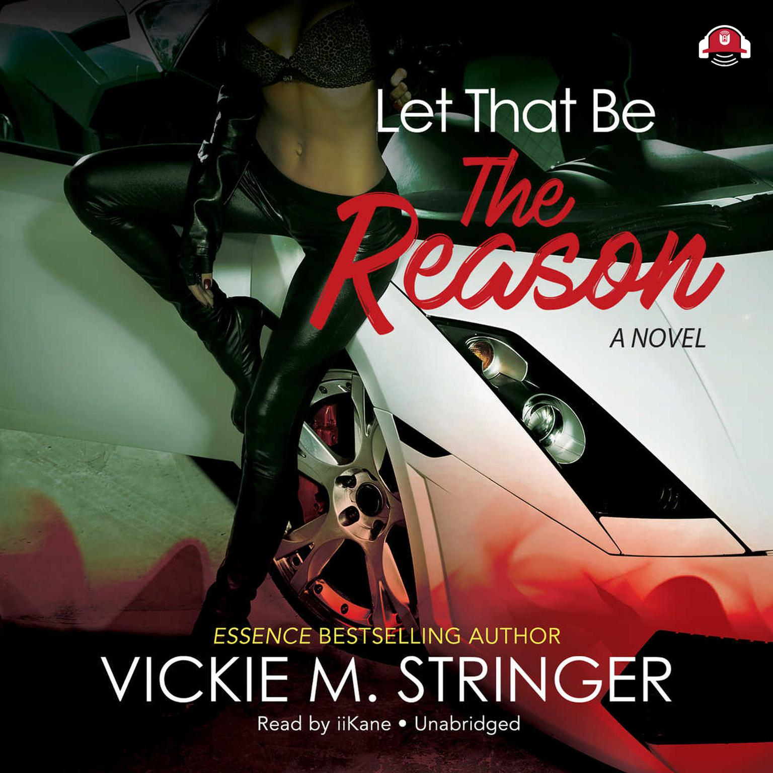 Printable Let That Be the Reason Audiobook Cover Art
