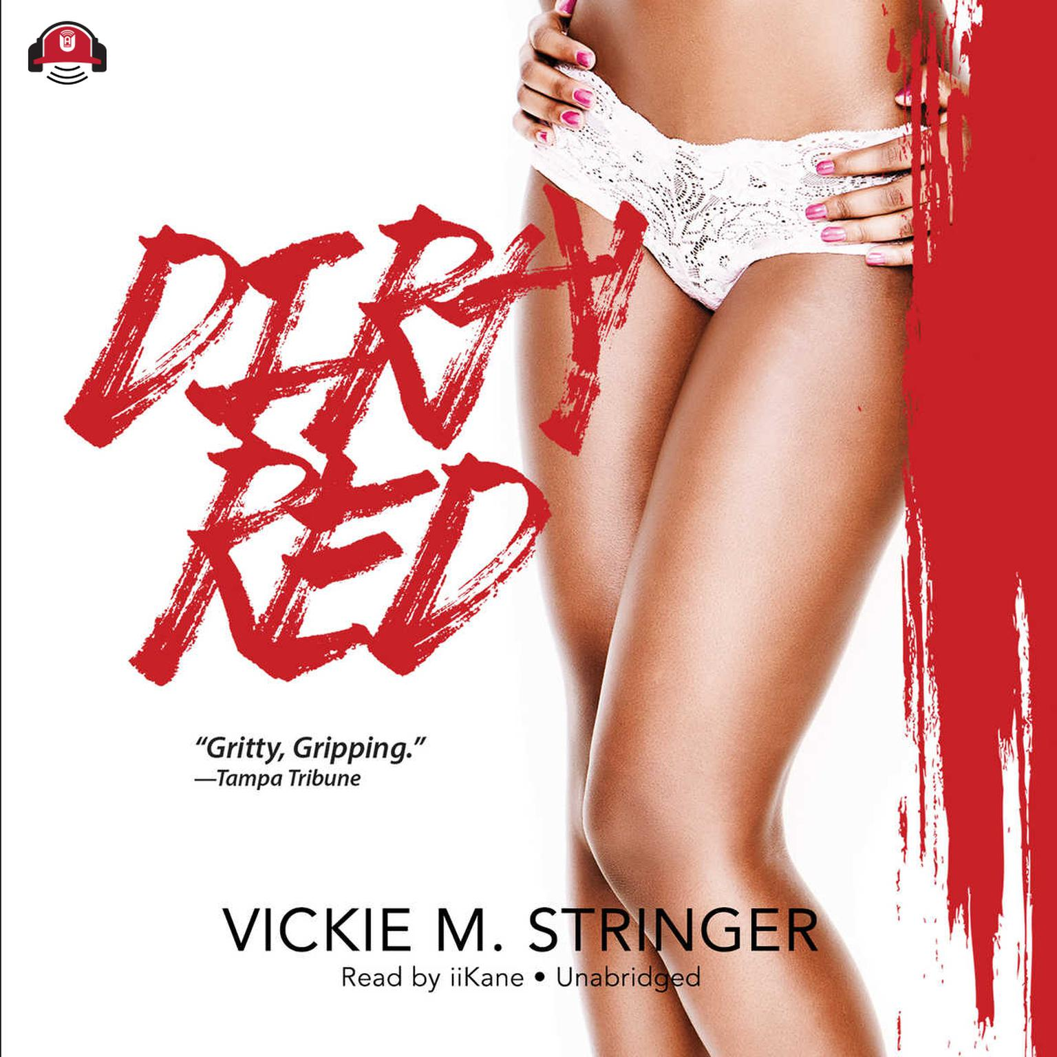 Printable Dirty Red: A Novel Audiobook Cover Art