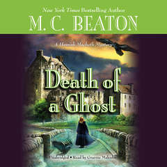 Death of a Ghost Audiobook, by M. C. Beaton