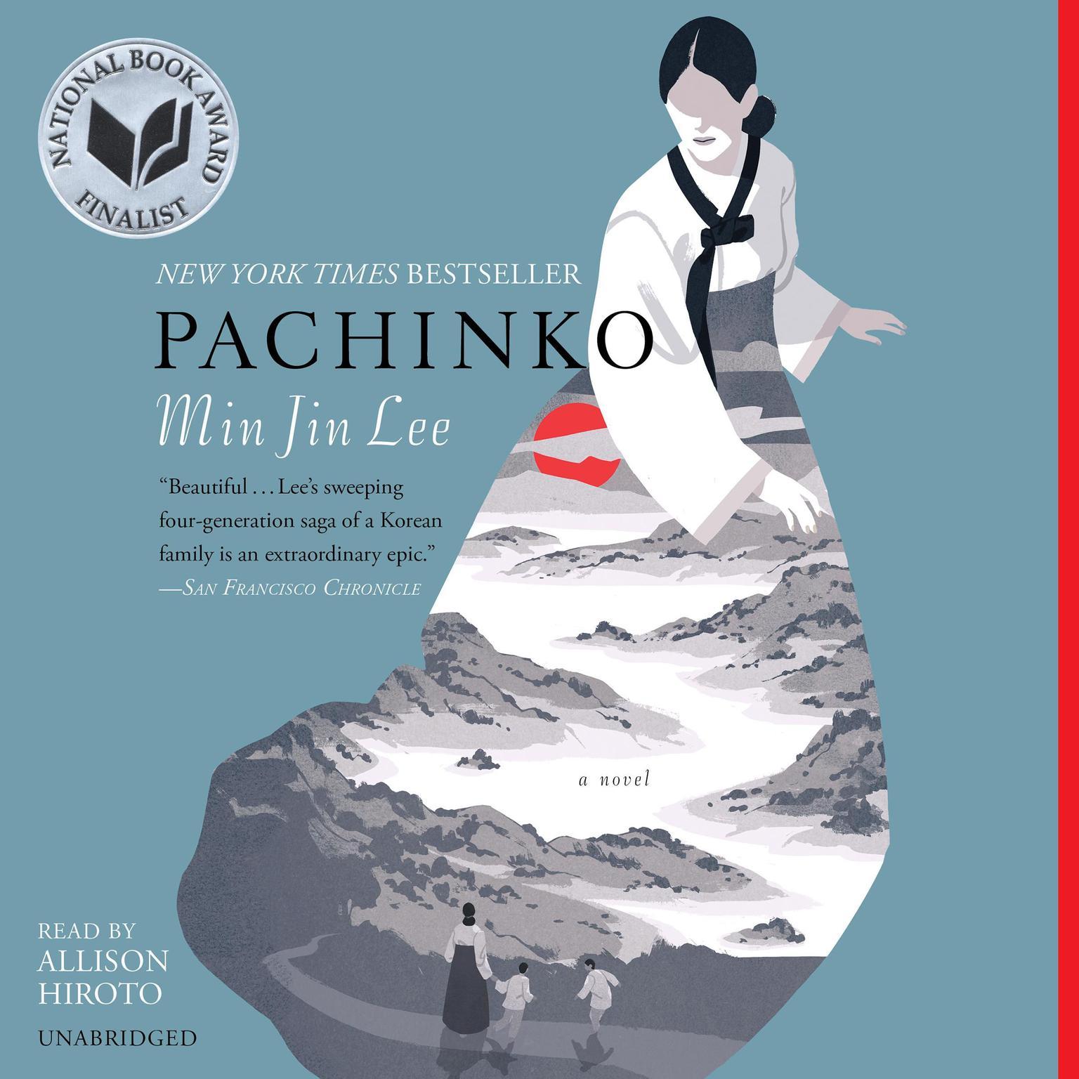 Pachinko Audiobook, by Min Jin Lee