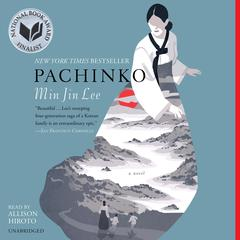 Pachinko Audiobook, by Min Jin Lee