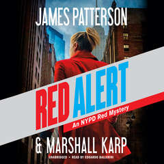Red Alert: An NYPD Red Mystery Audiobook, by Marshall Karp, James Patterson