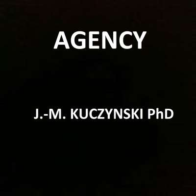 Agency Audiobook, by John-Michael Kuczynski